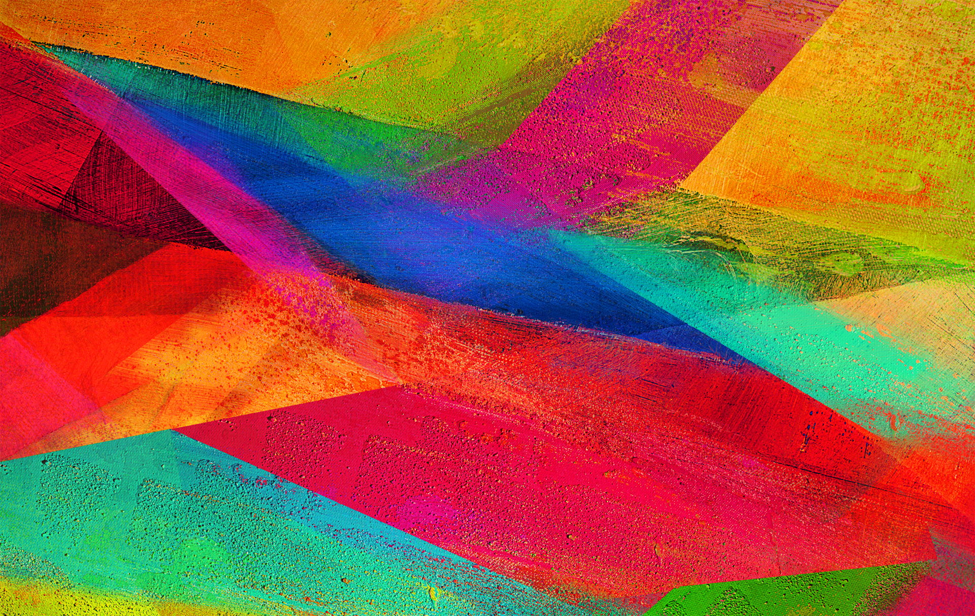 Galaxy S5 Paint Pattern Colored Abstract Background Wallpaper Colors ...