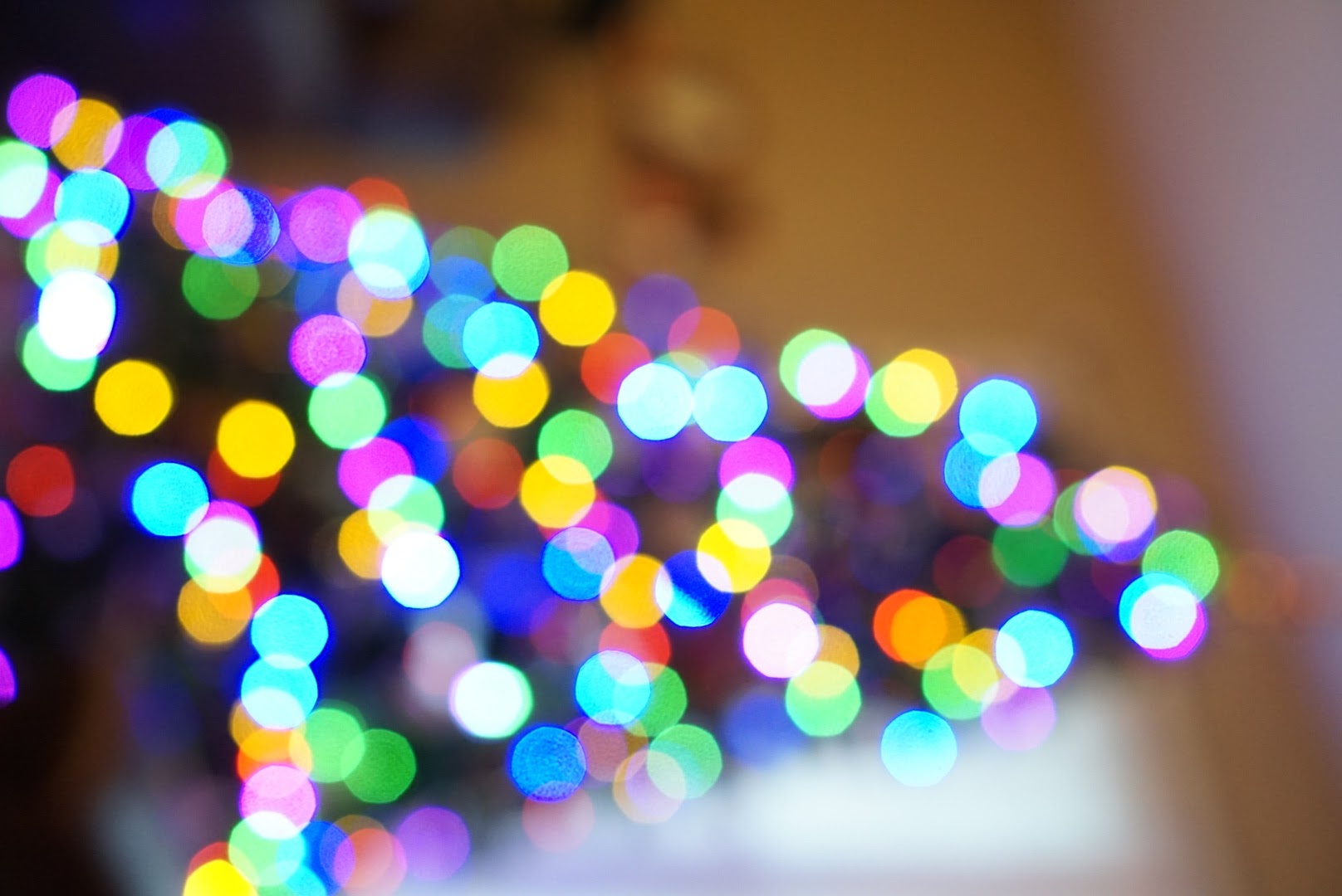 Multicolored Bokeh, Multicolored, Spots, Light, Effect, HQ Photo