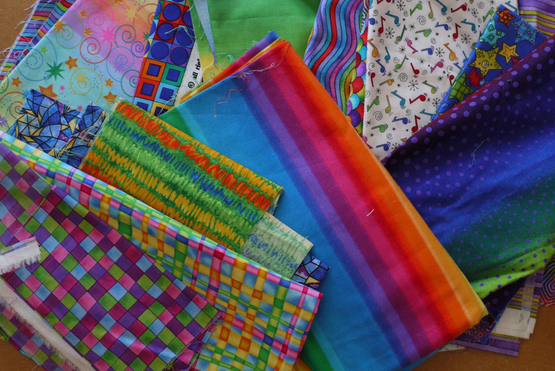 Organising My Fabric Stash