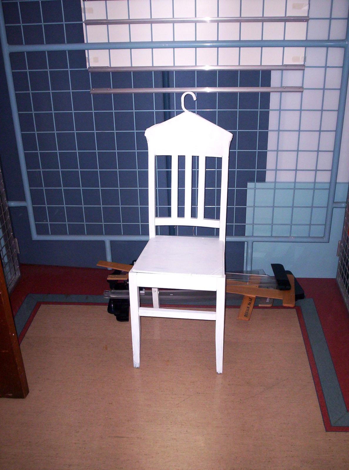 Multitasking chair photo
