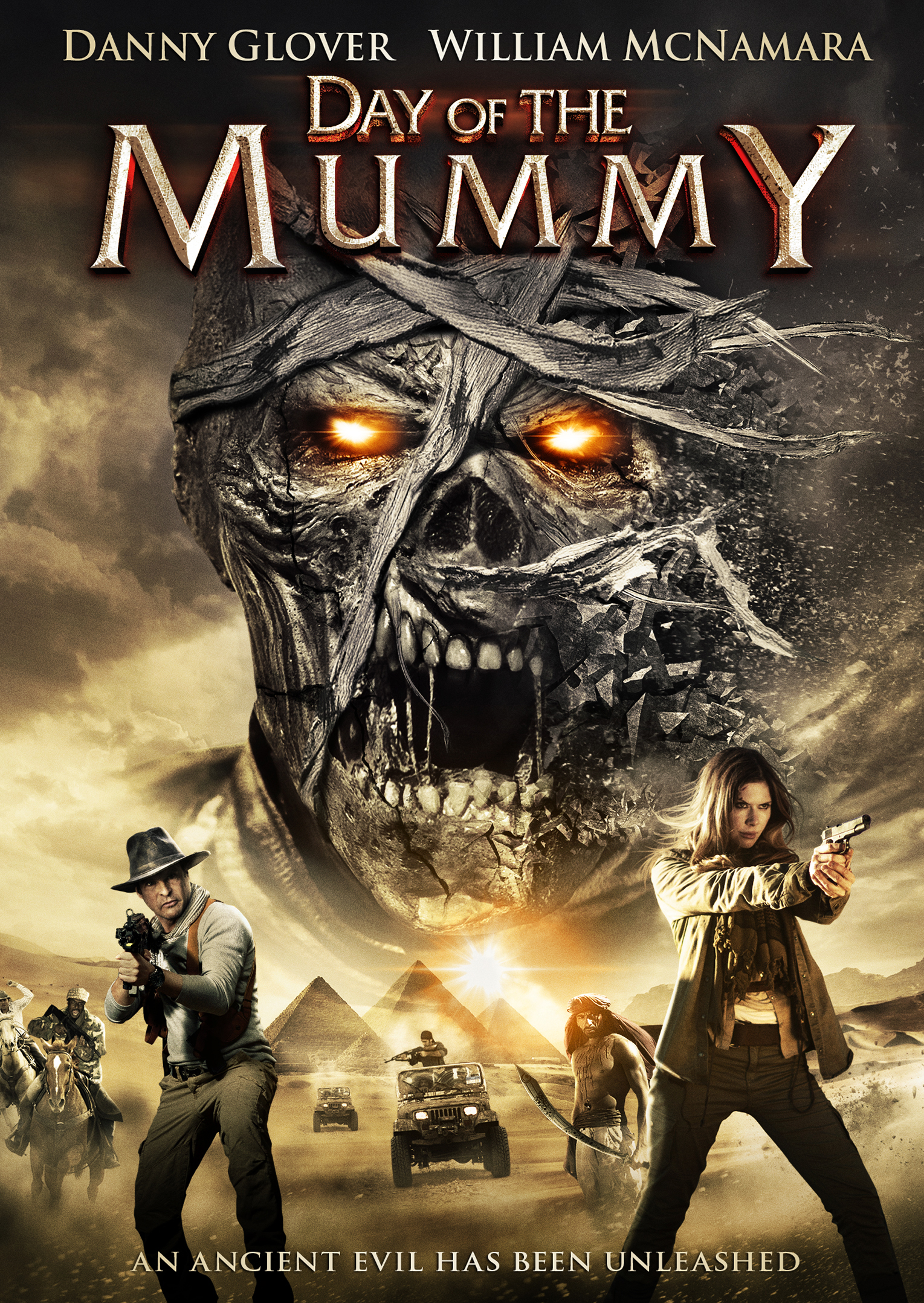 Exclusive Day of the Mummy Clip Attacks - Dread Central