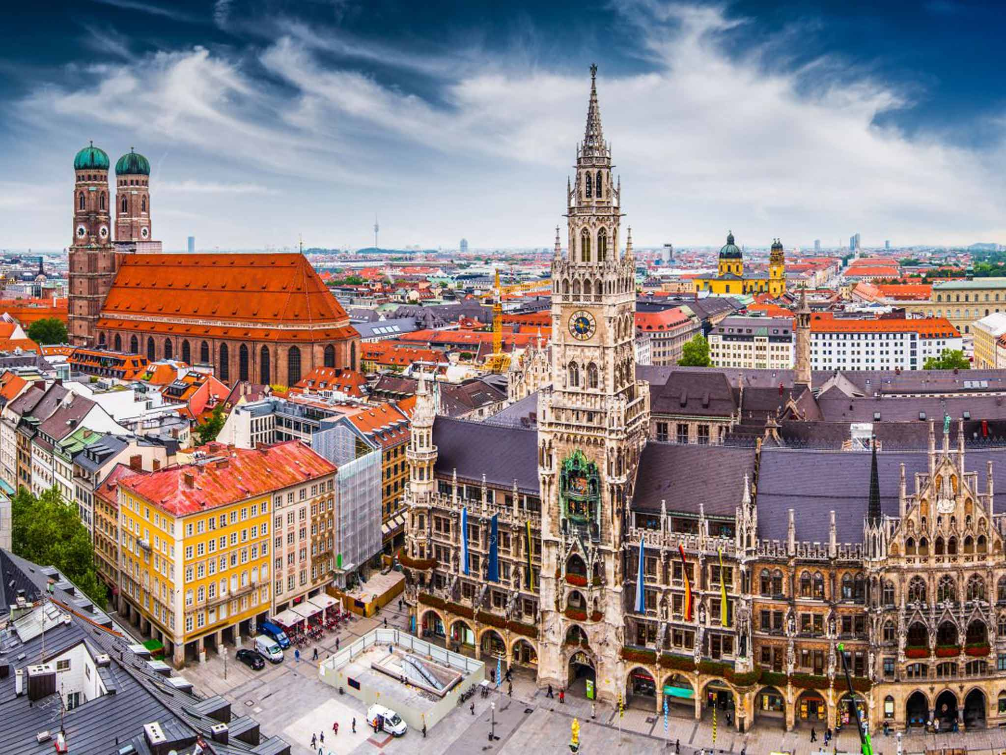 Munich travel tips: Where to go and what to see in 48 hours | The ...