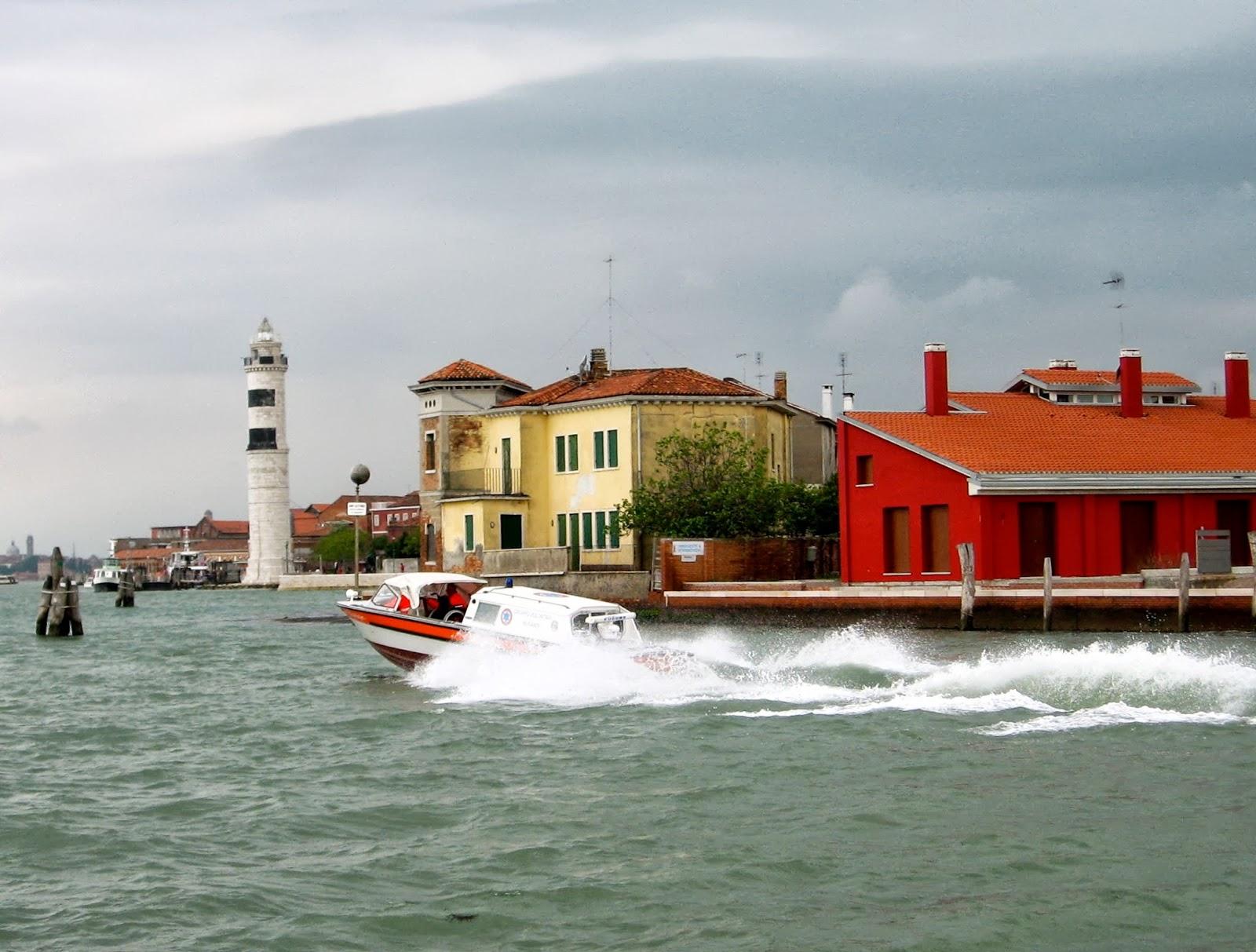 Destination: Fiction: Dan Brown's Inferno: Venice in Photos