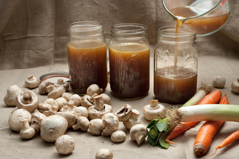Easy Mushroom Broth Recipe - Chowhound