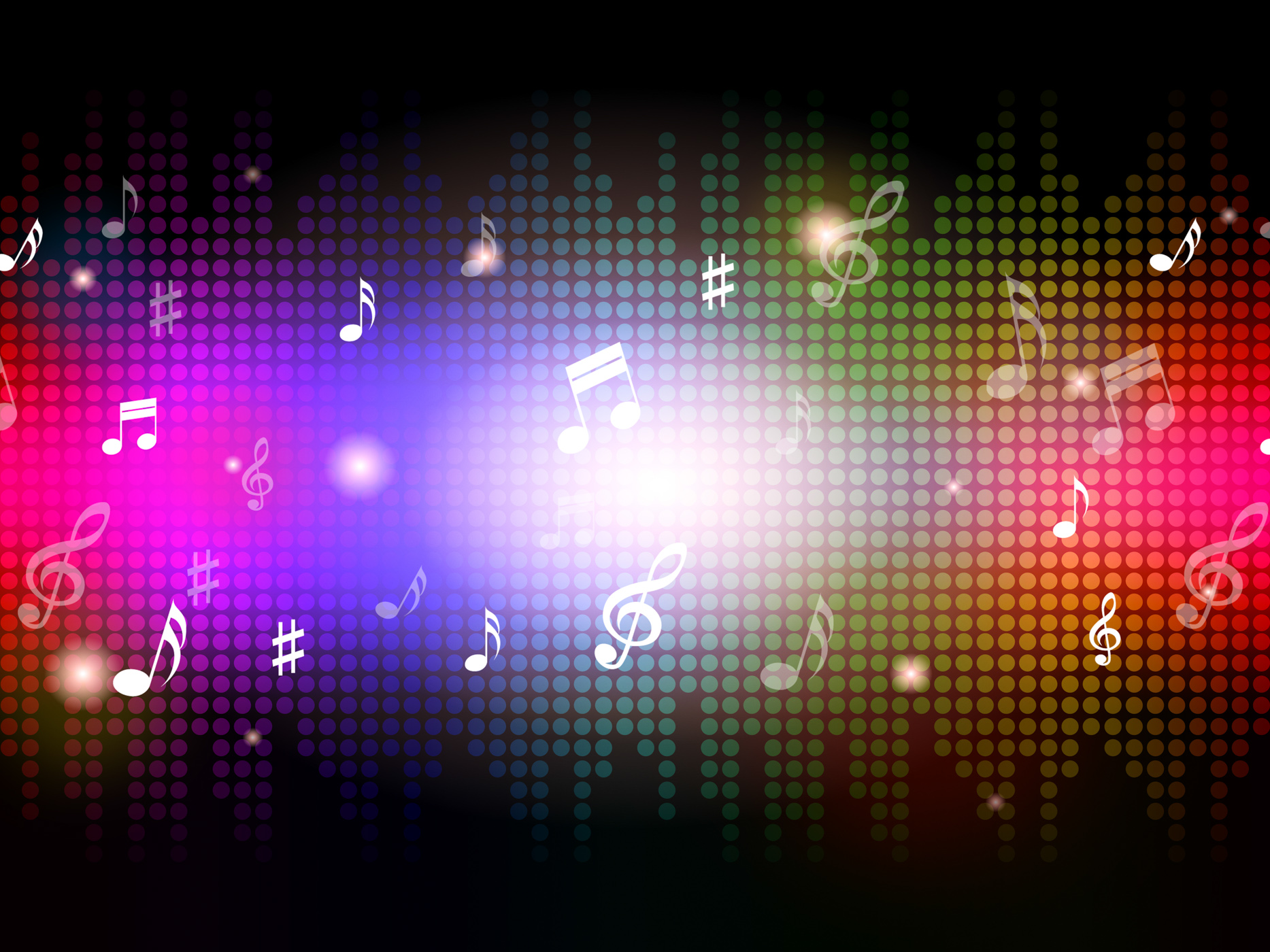 Music Background Shows Notes And Musical Piece, Tune, Piece, Sounds, Soul, HQ Photo