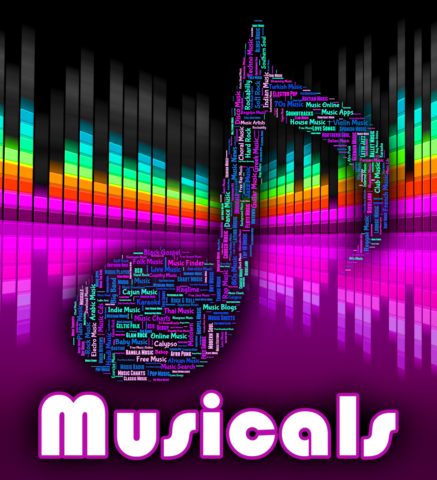 Free photo: Musicals Music Shows Sound Track And Audio
