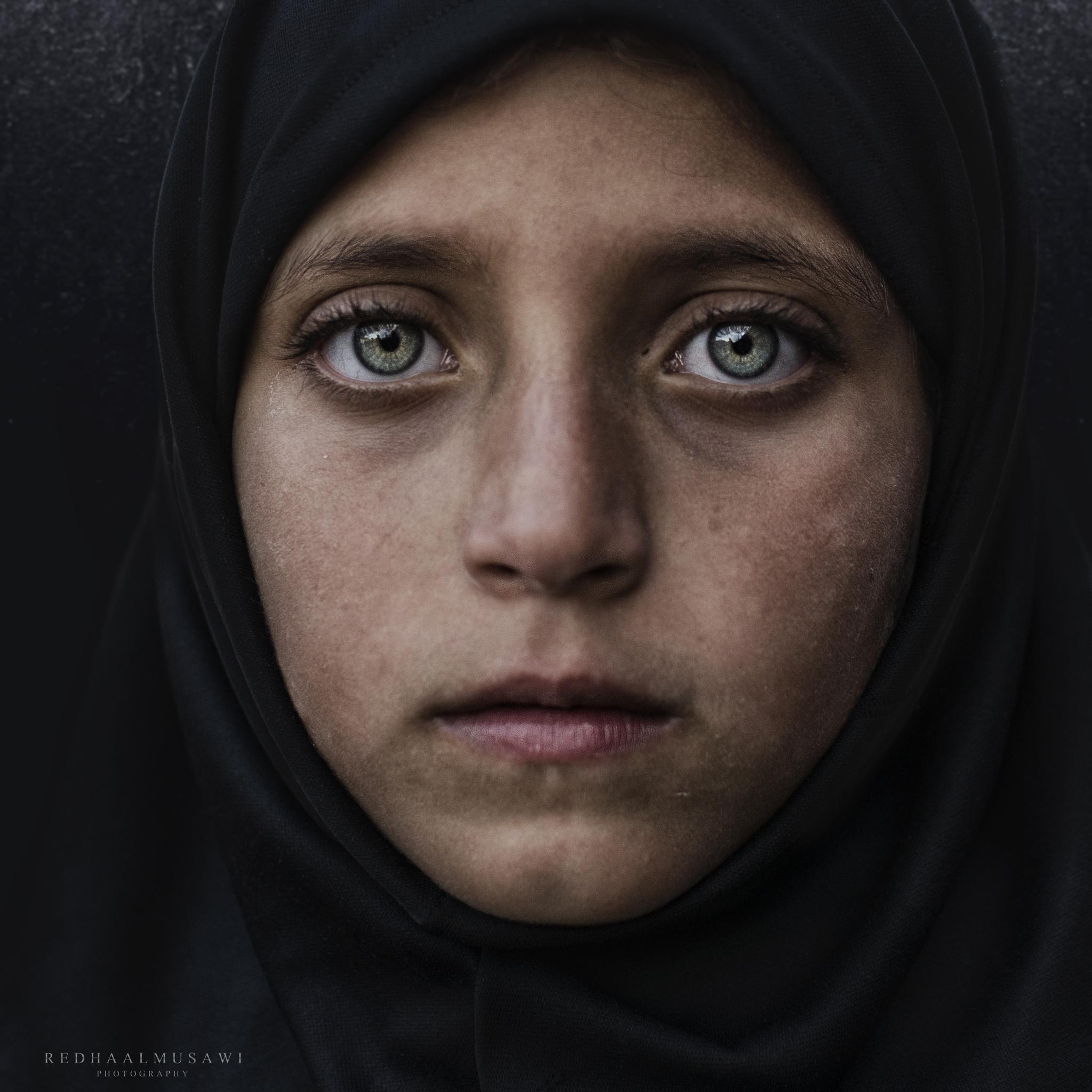 portrait Muslim girl | Portraits (color) | Pinterest | Muslim girls ...