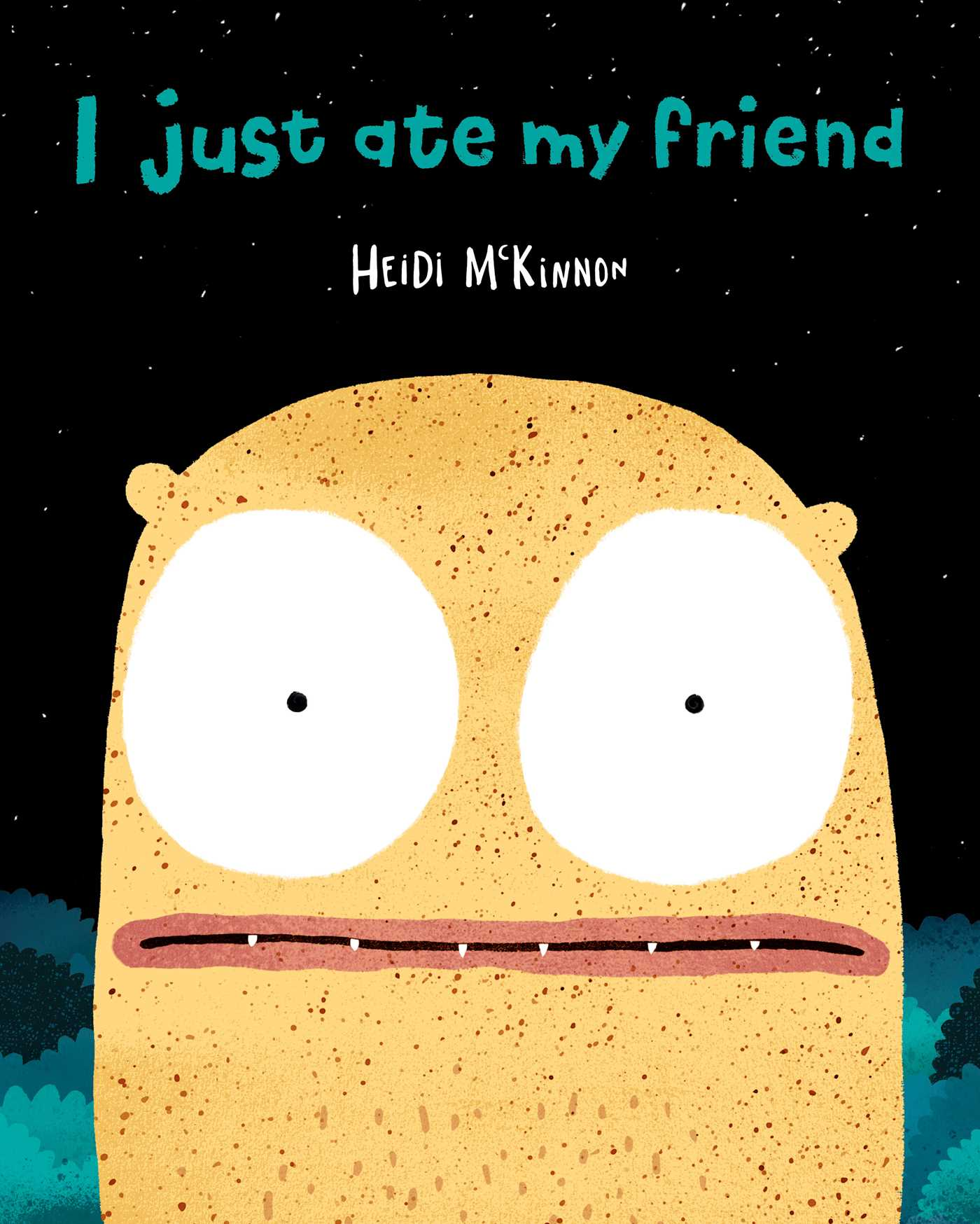 I Just Ate My Friend | Book by Heidi McKinnon | Official Publisher ...