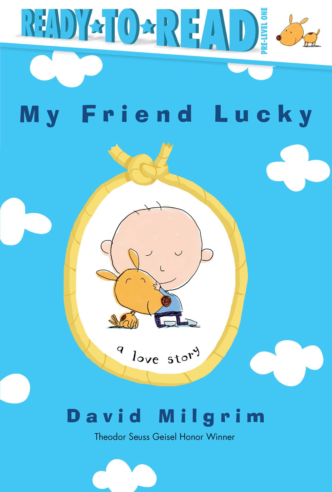 My Friend Lucky | Book by David Milgrim | Official Publisher Page ...