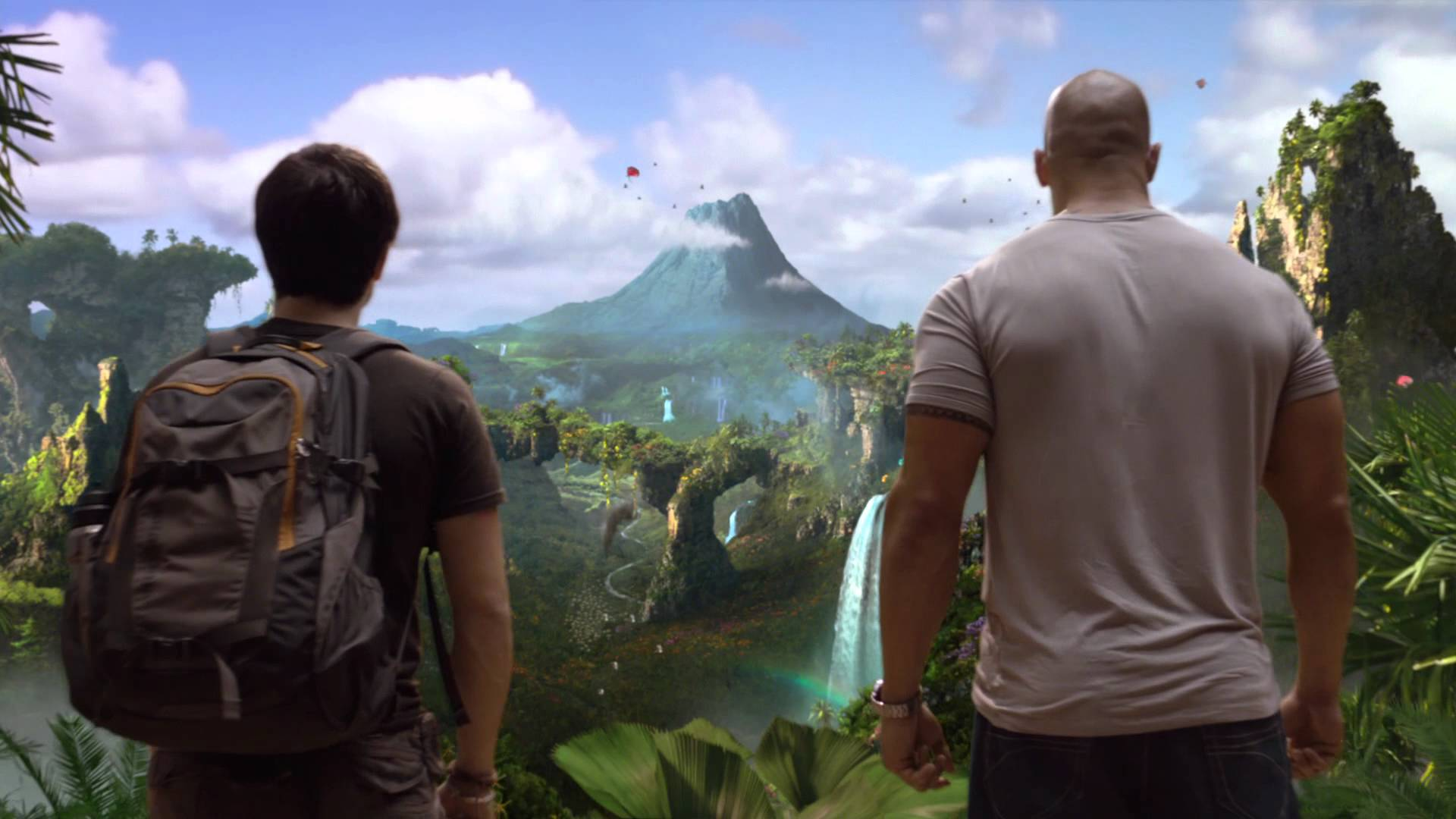 Journey 2: The Mysterious Island' Trailer - YouTube