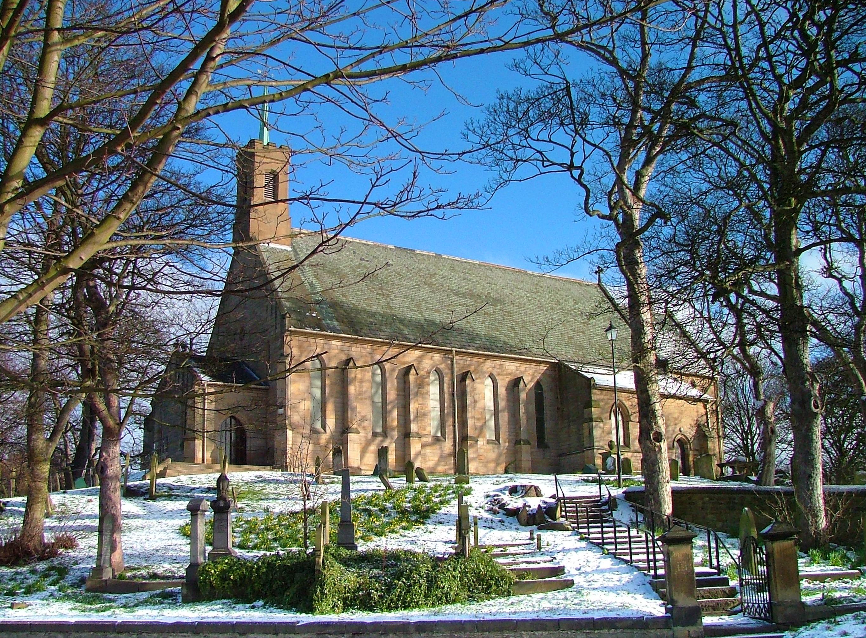n.e. england church, Building, Cemetery, Church, God, HQ Photo