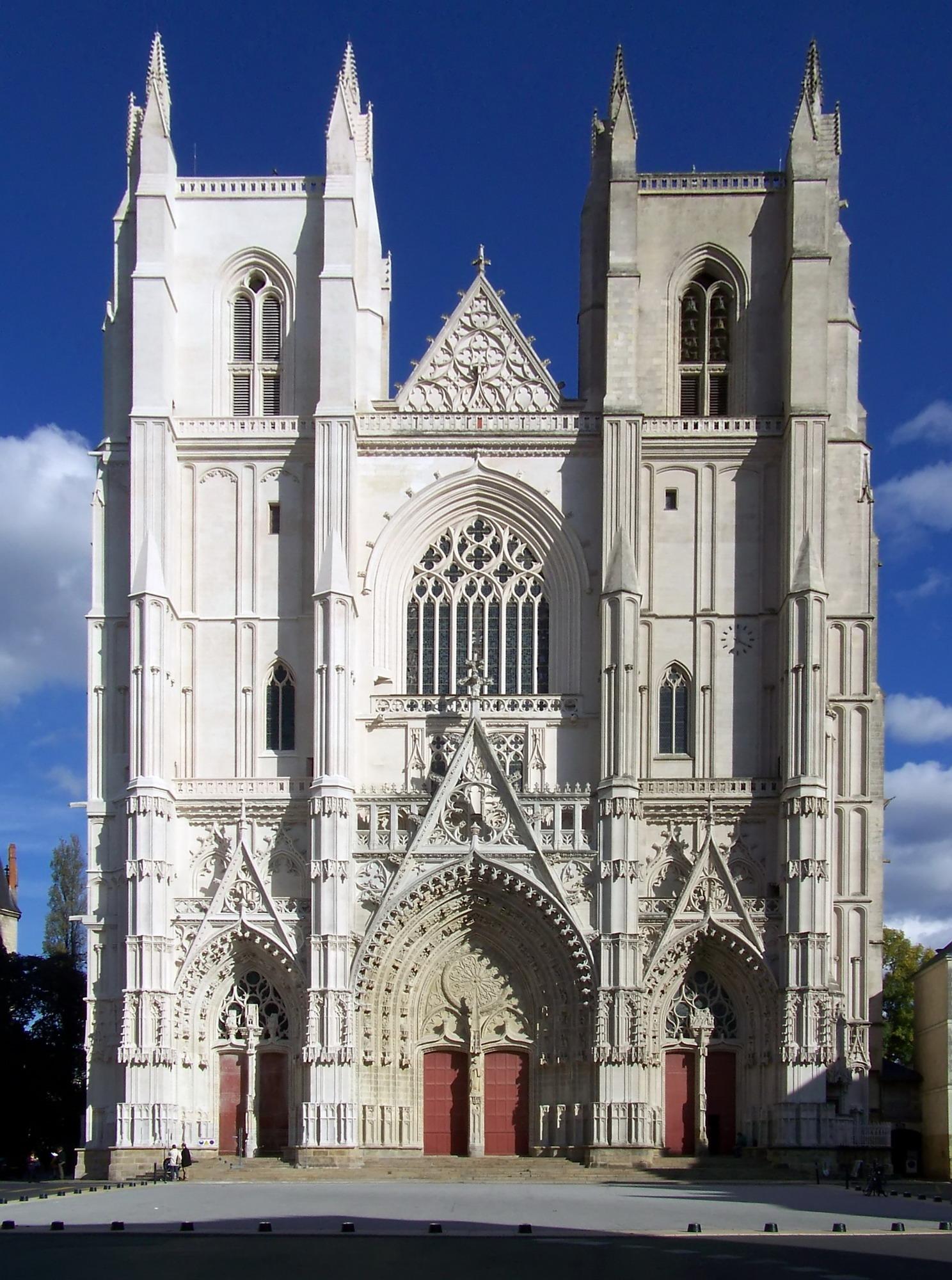 Nantes cathedral photo
