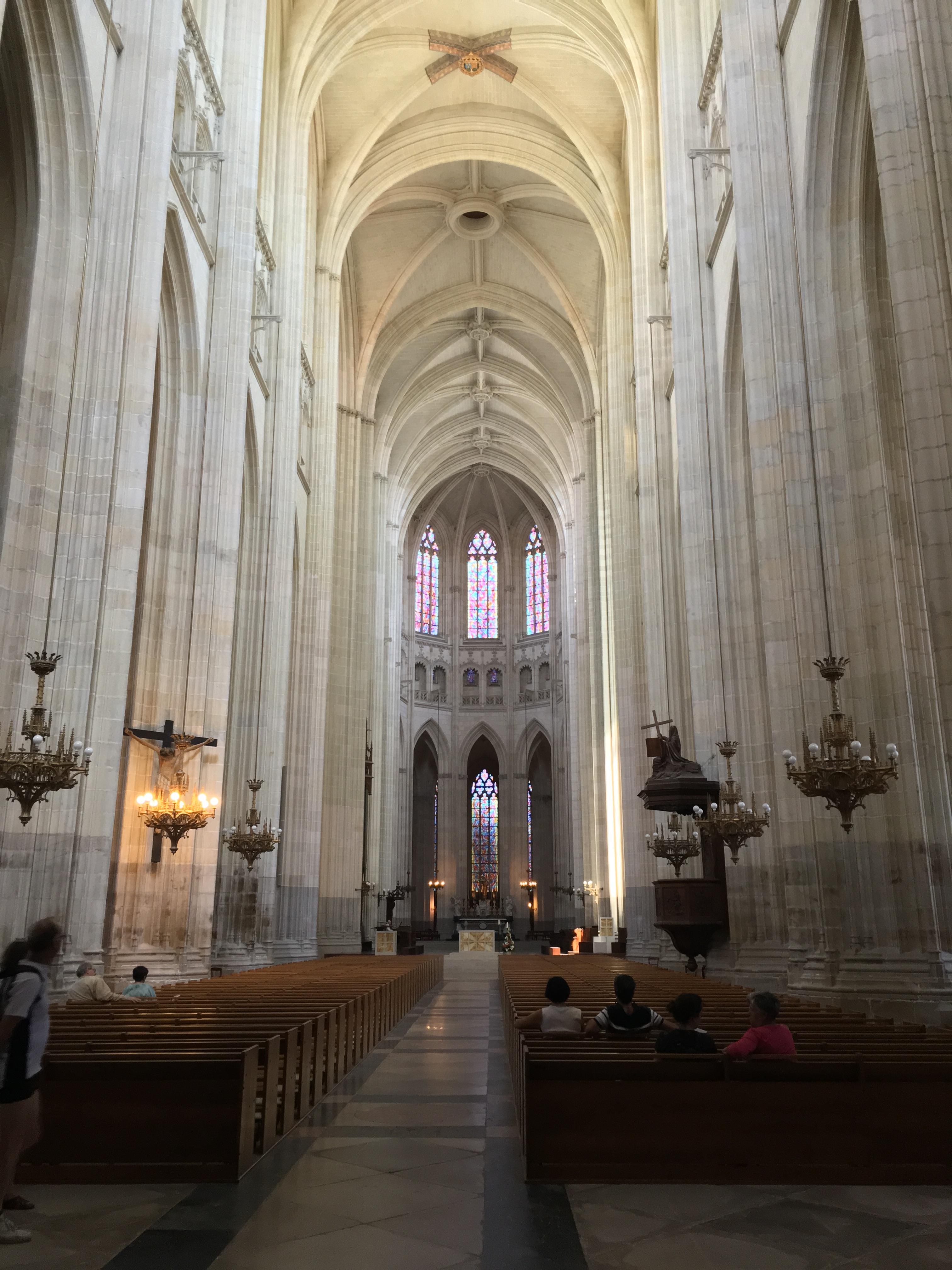Nantes cathedral - Album on Imgur
