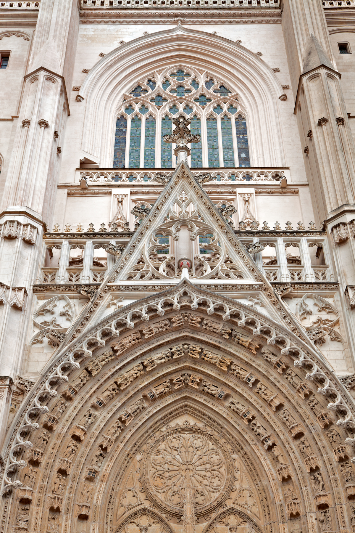 Nantes Cathedral, Pillars, Saint, Sacred, Resource, HQ Photo