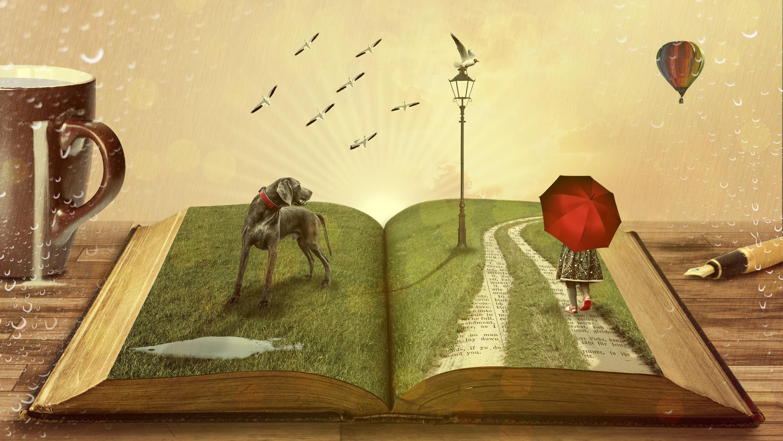 Narrative, Book, Life, Nature, Novel, HQ Photo