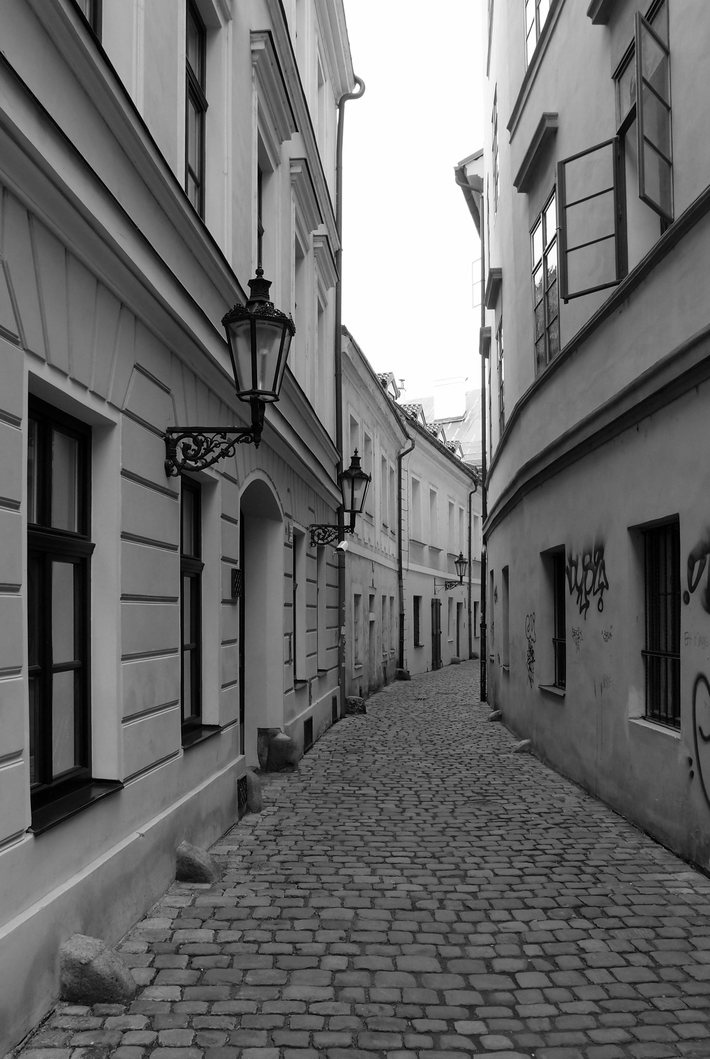 Gallery - /Prague/Narrow street