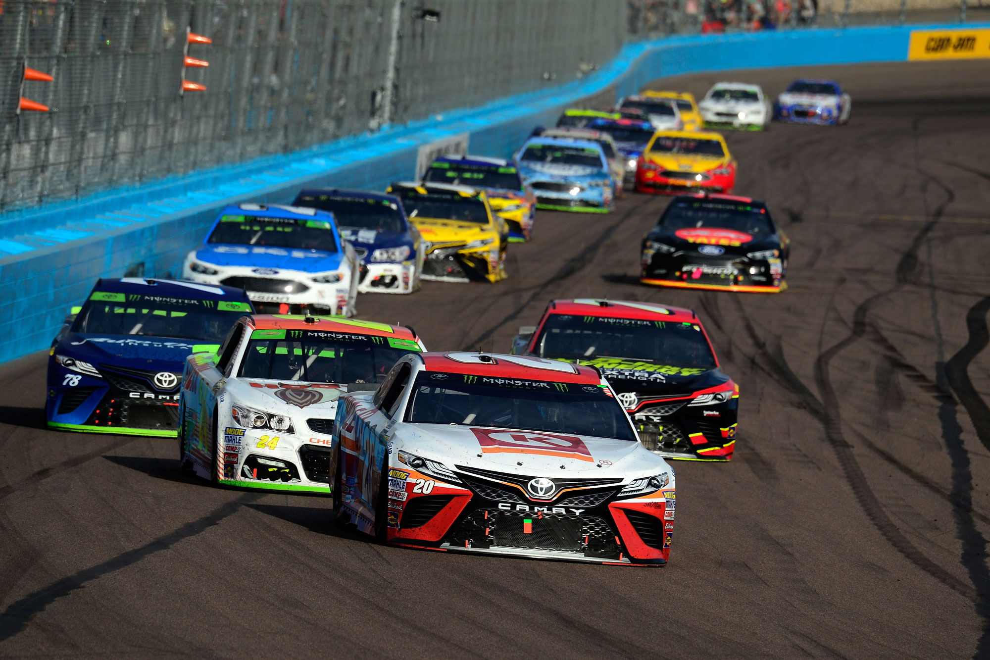 NASCAR drivers win big prize money, but they say it takes just as ...