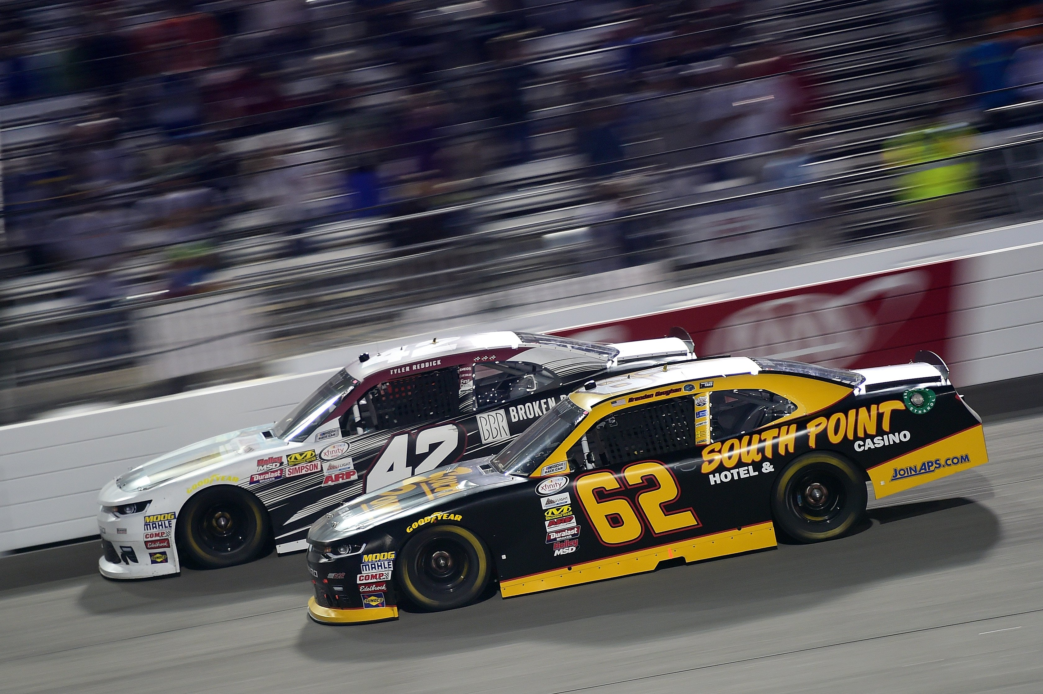 Brendan Gaughan retired from full-time NASCAR racing - Racing News