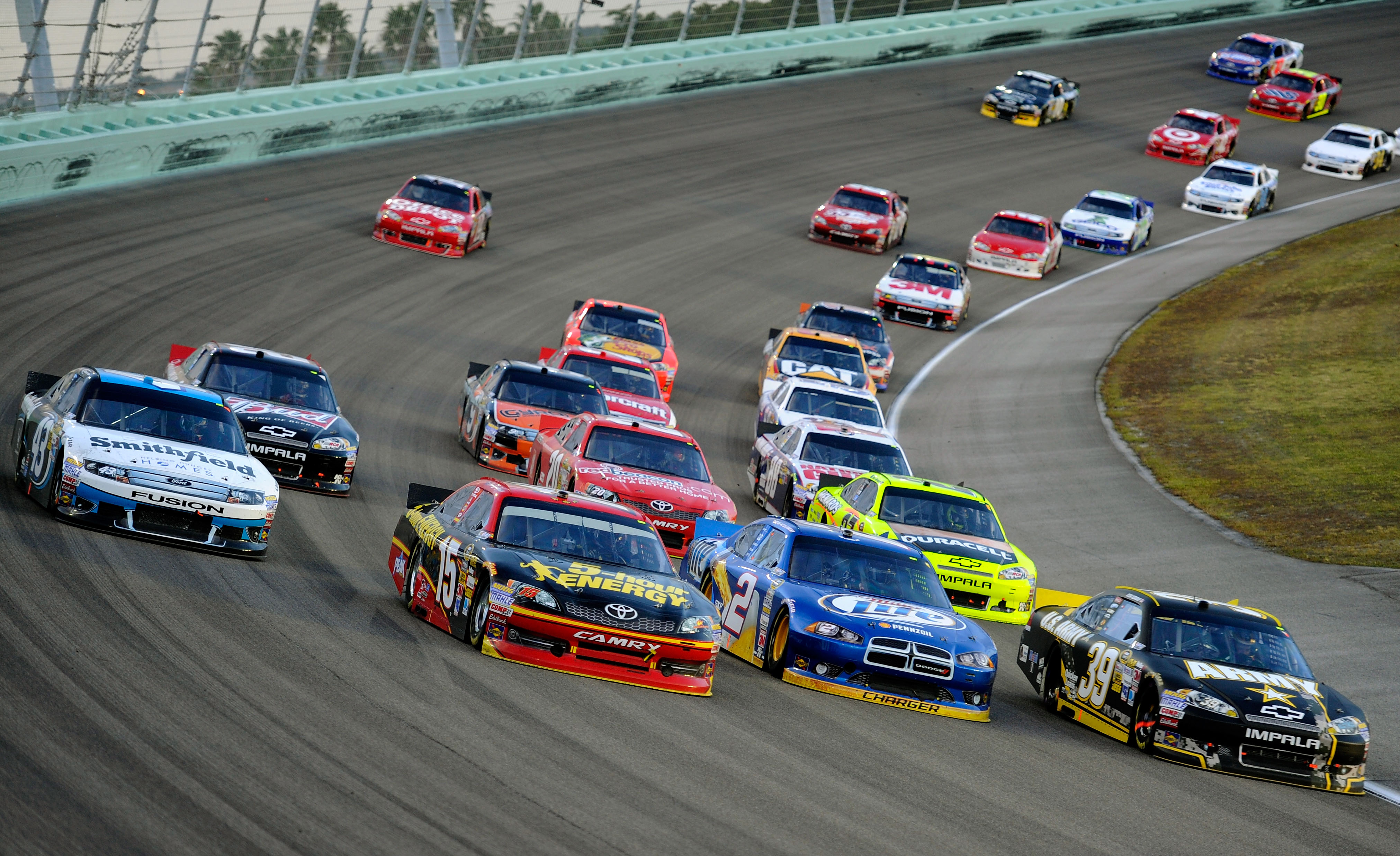 NASCAR Racing for a Big Comeback