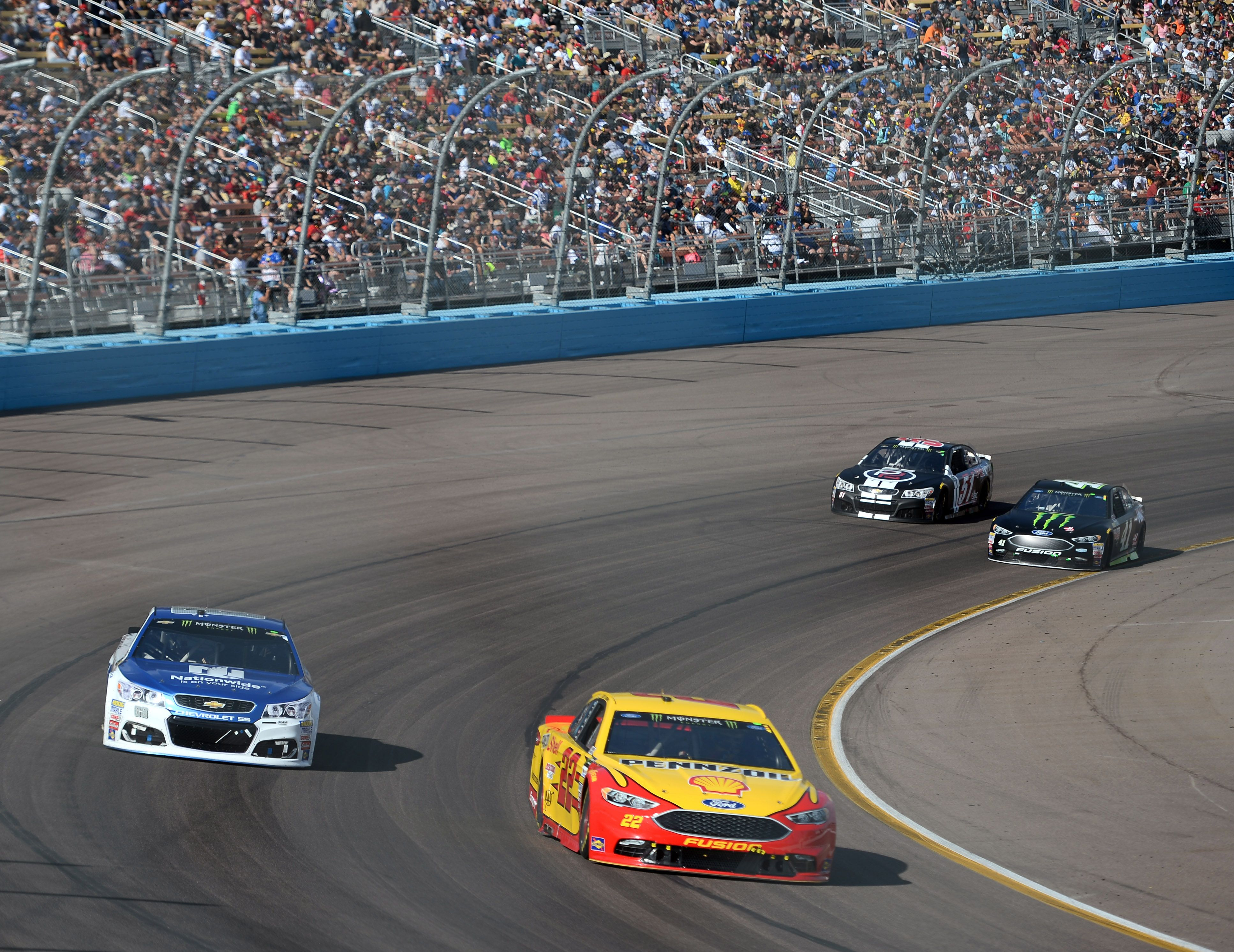 NASCAR racing at Phoenix's ISM Raceway could be dramatically ...