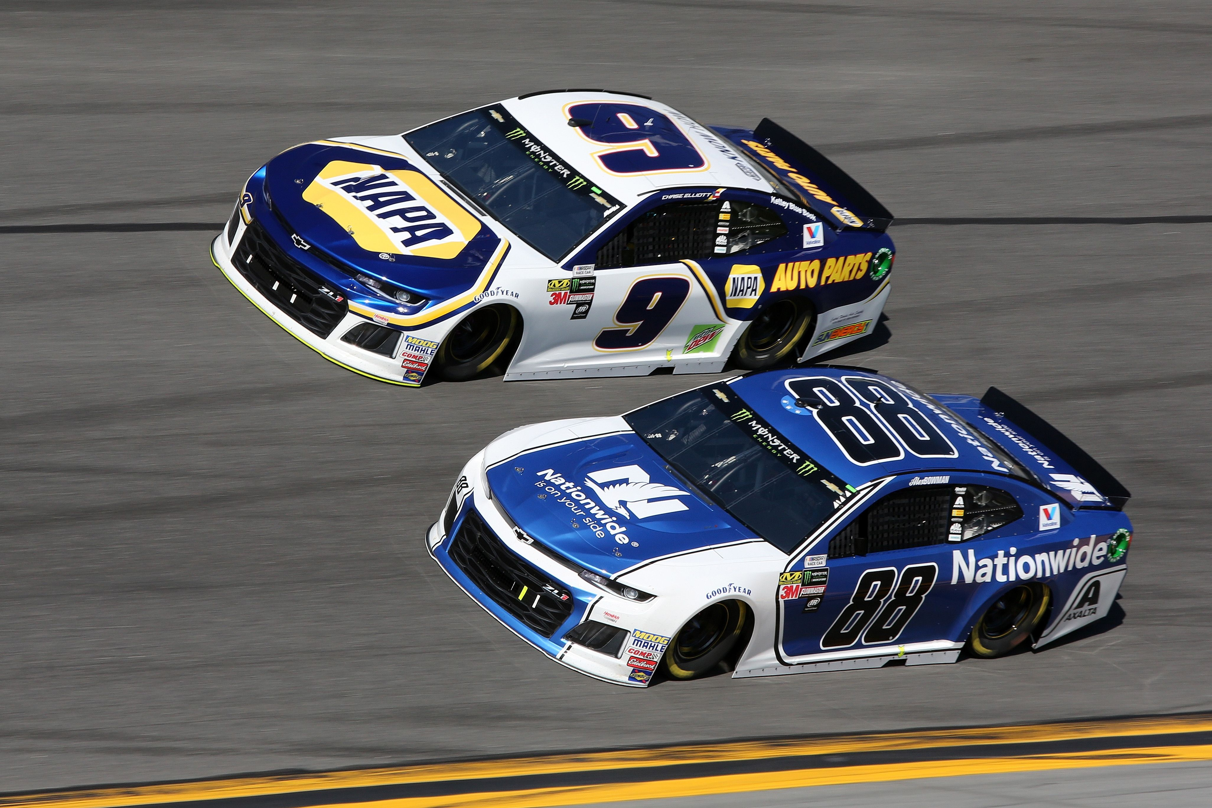 Aggressive stage racing is the new NASCAR | NASCAR, Stage and Nascar ...