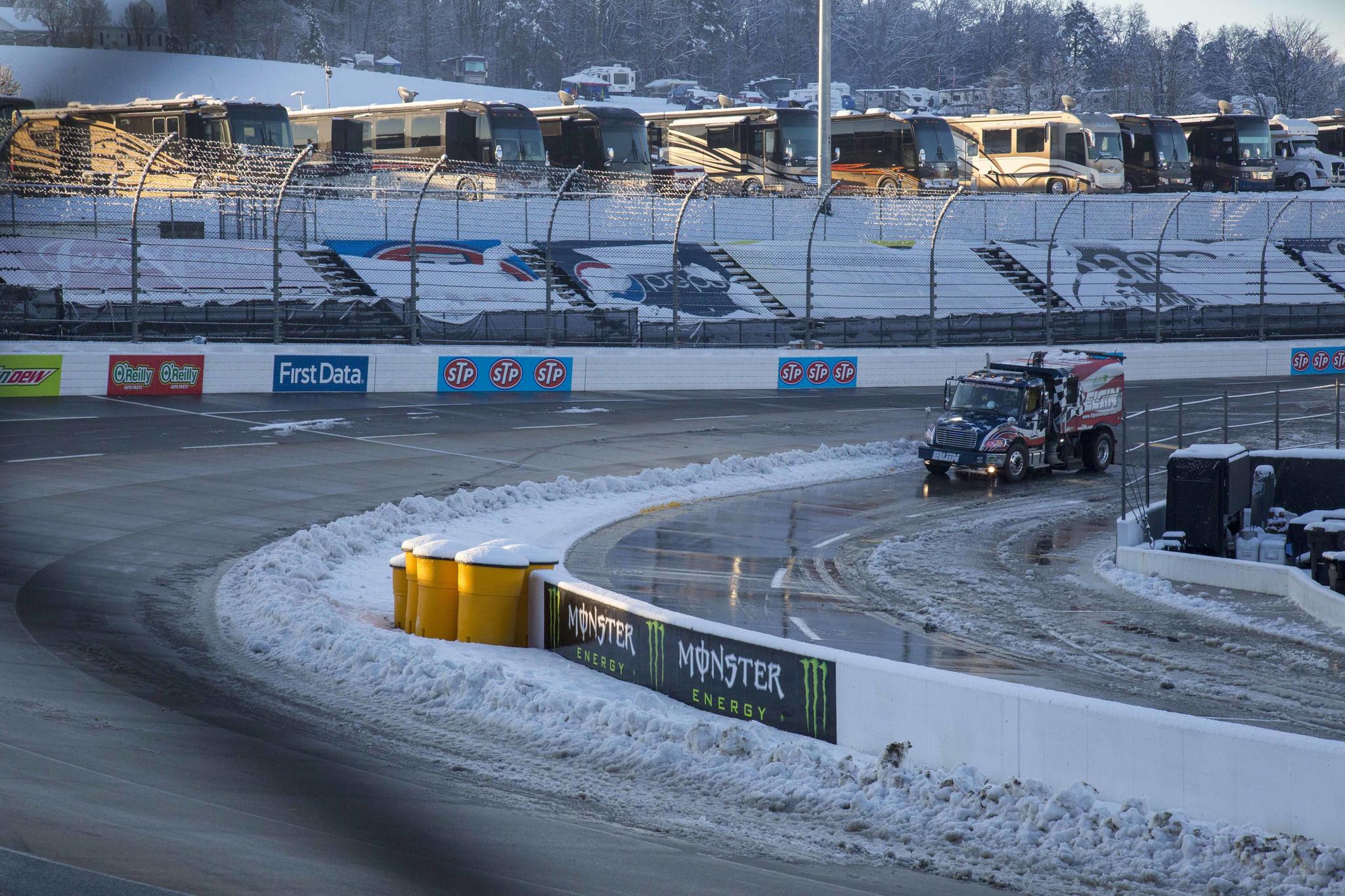 NASCAR race postponed - Baltimore Sun