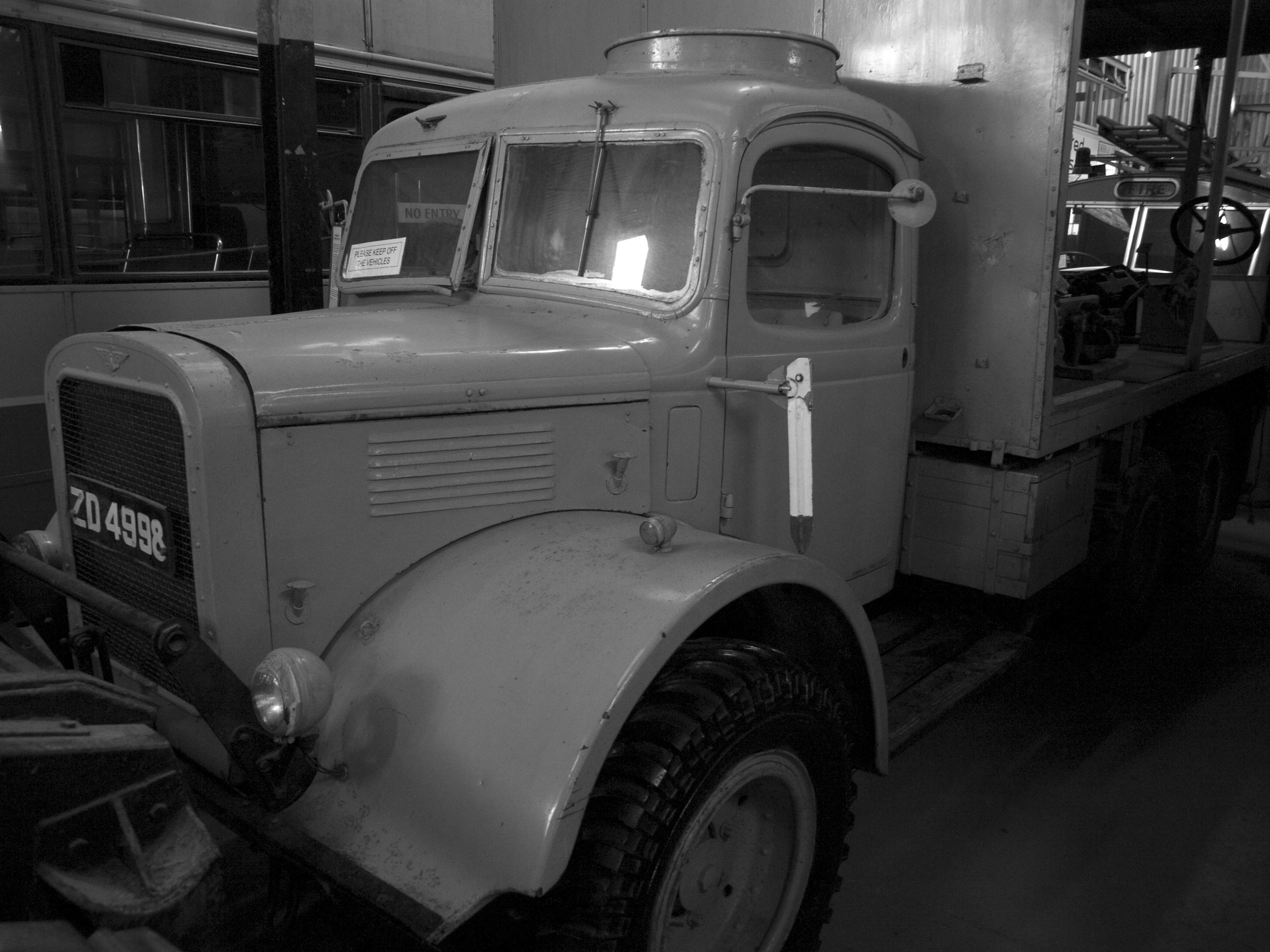 National transport museum photo
