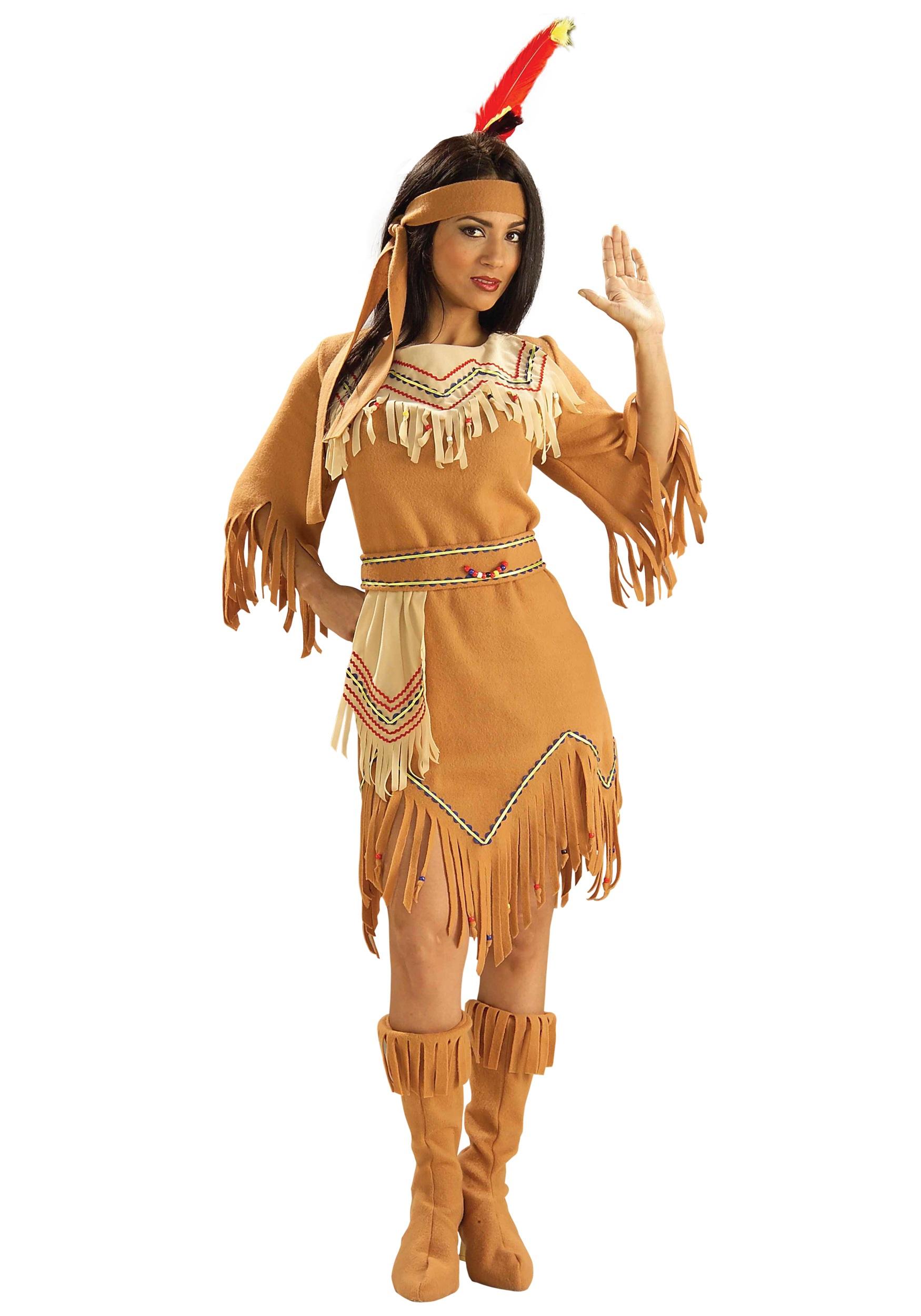 Native American Princess Costume - Halloween Costumes Native American