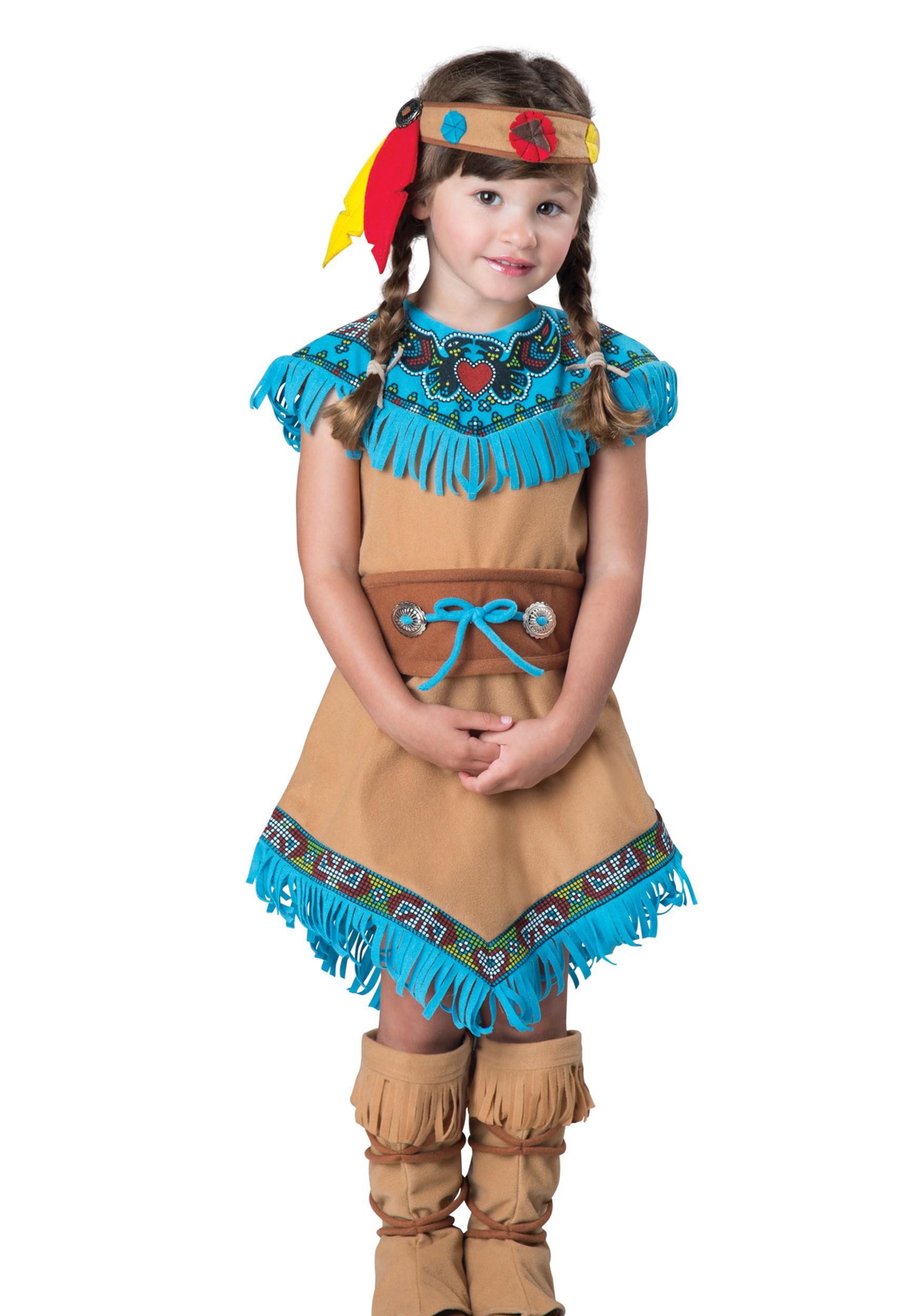 Child Native American Costumes