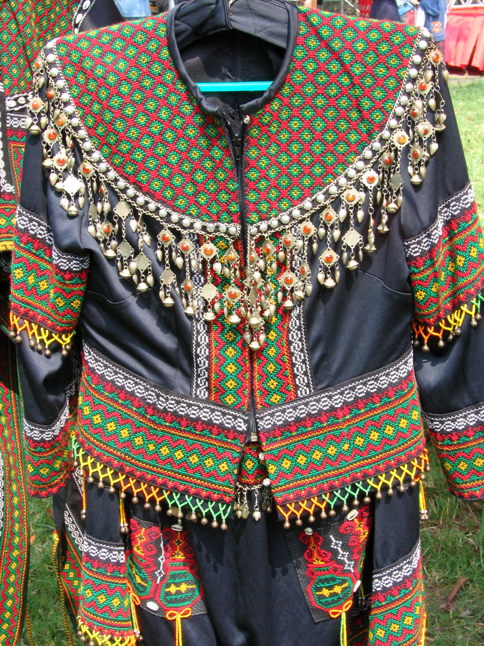 Native Traditional Costume, Aboriginal, Intricate, Tribal, Tradition, HQ Photo