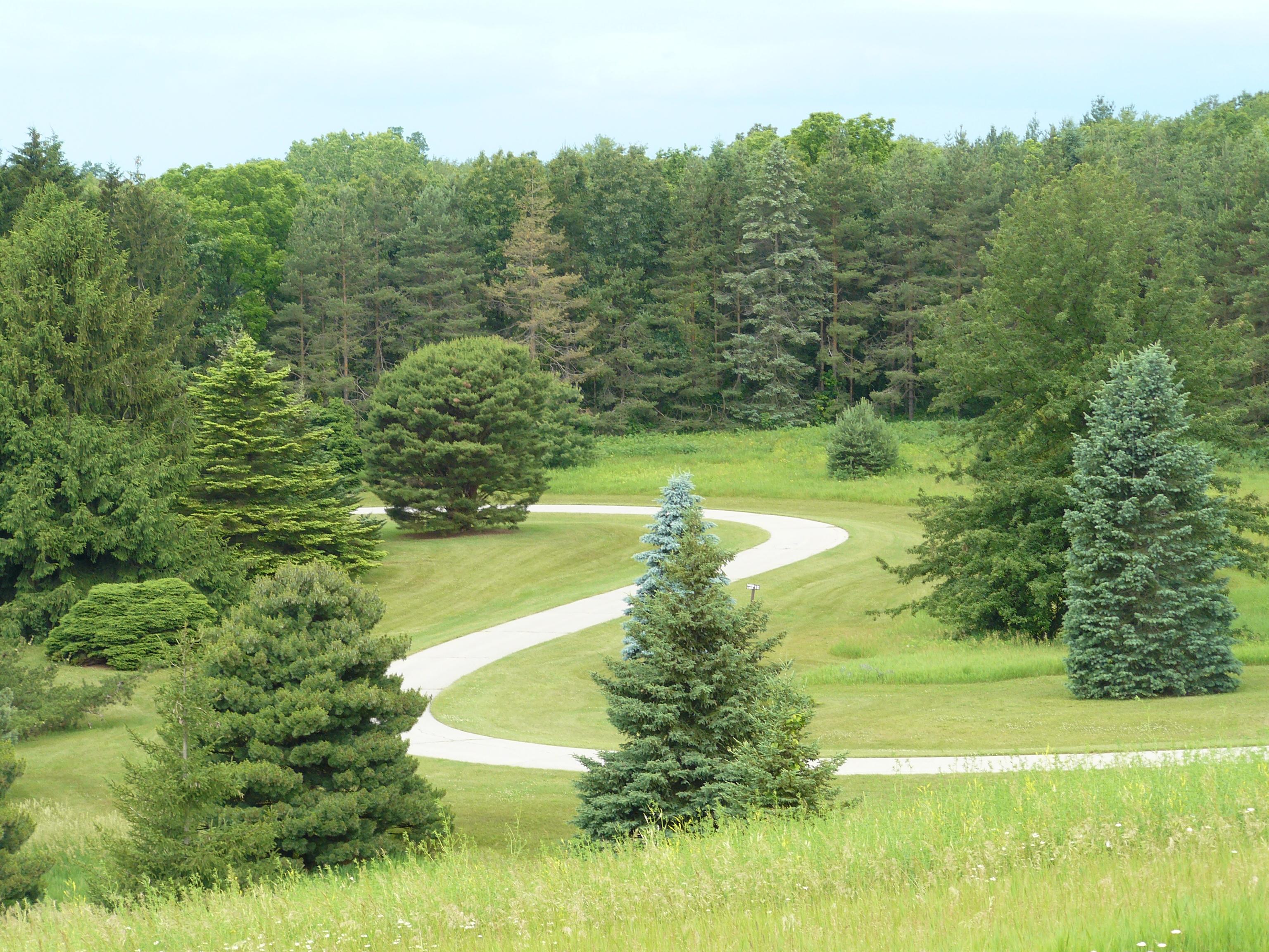 Natural Beauty of Hidden Lake Gardens, Garden, Grass, Green, Landscape, HQ Photo