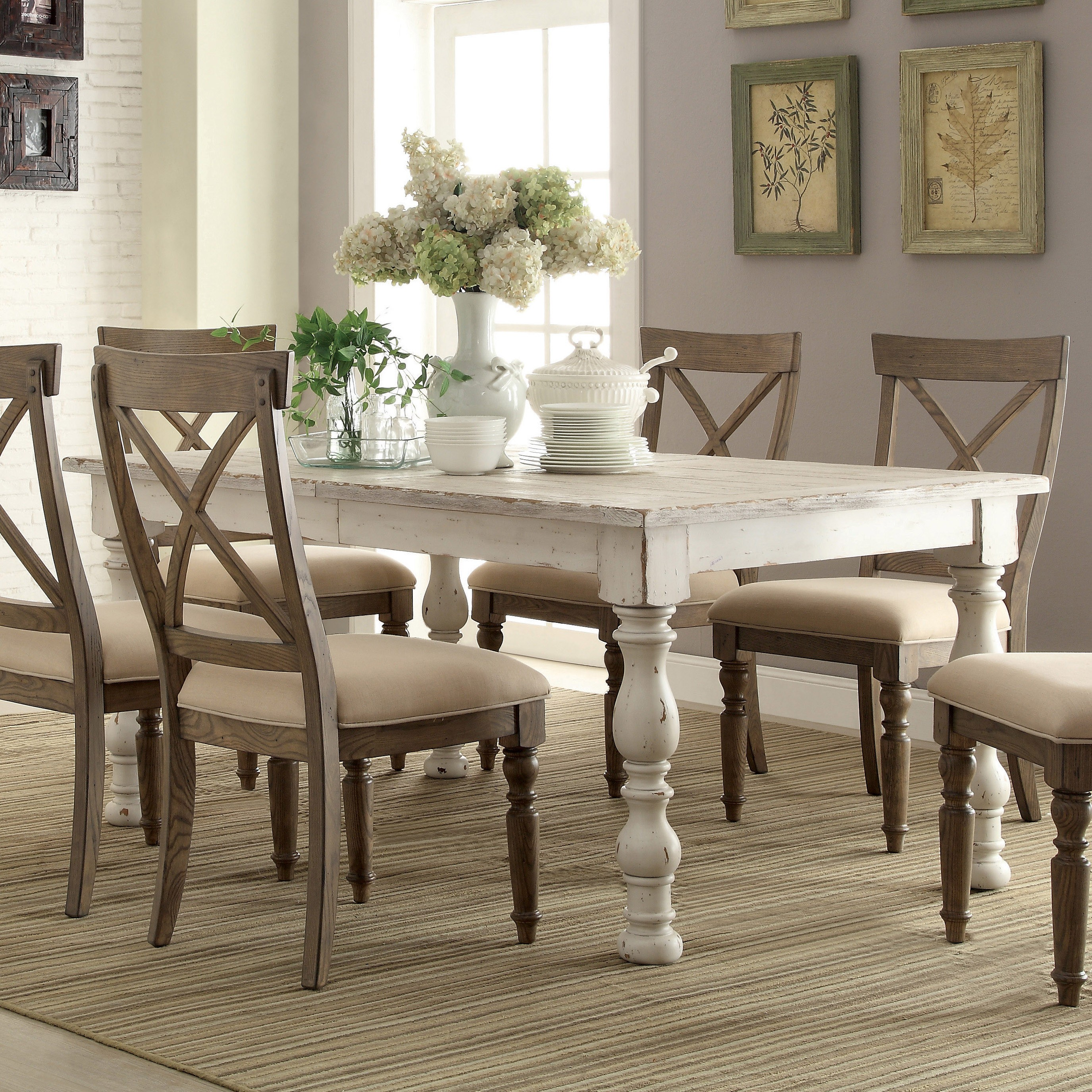 Ideas Of Grey Dining Room Natural Stone Carving Dining Table Base ...