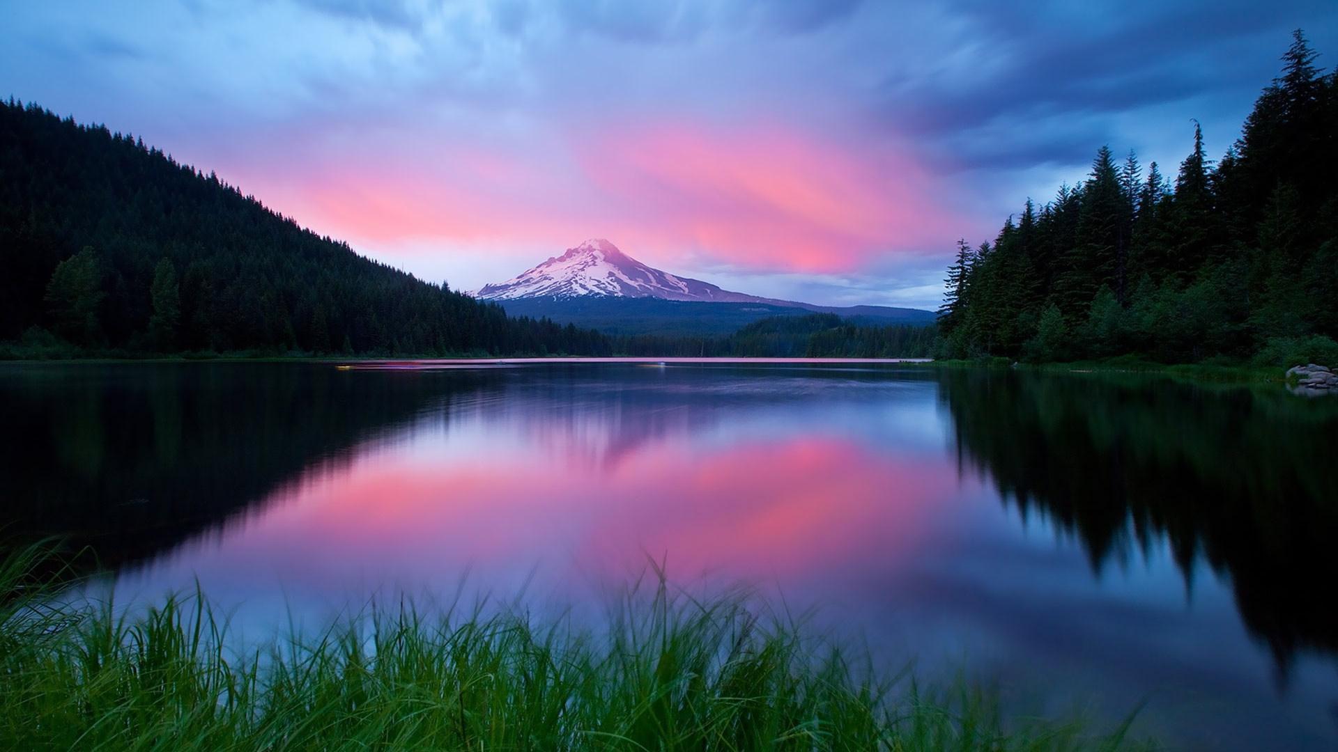 Mountain HD Nature Wallpaper #2864 - Ongur