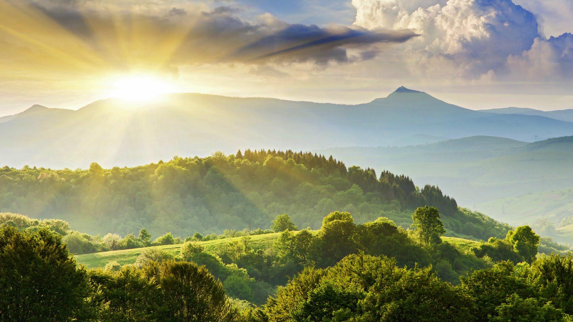 Beautiful Nature Around The World - YouTube