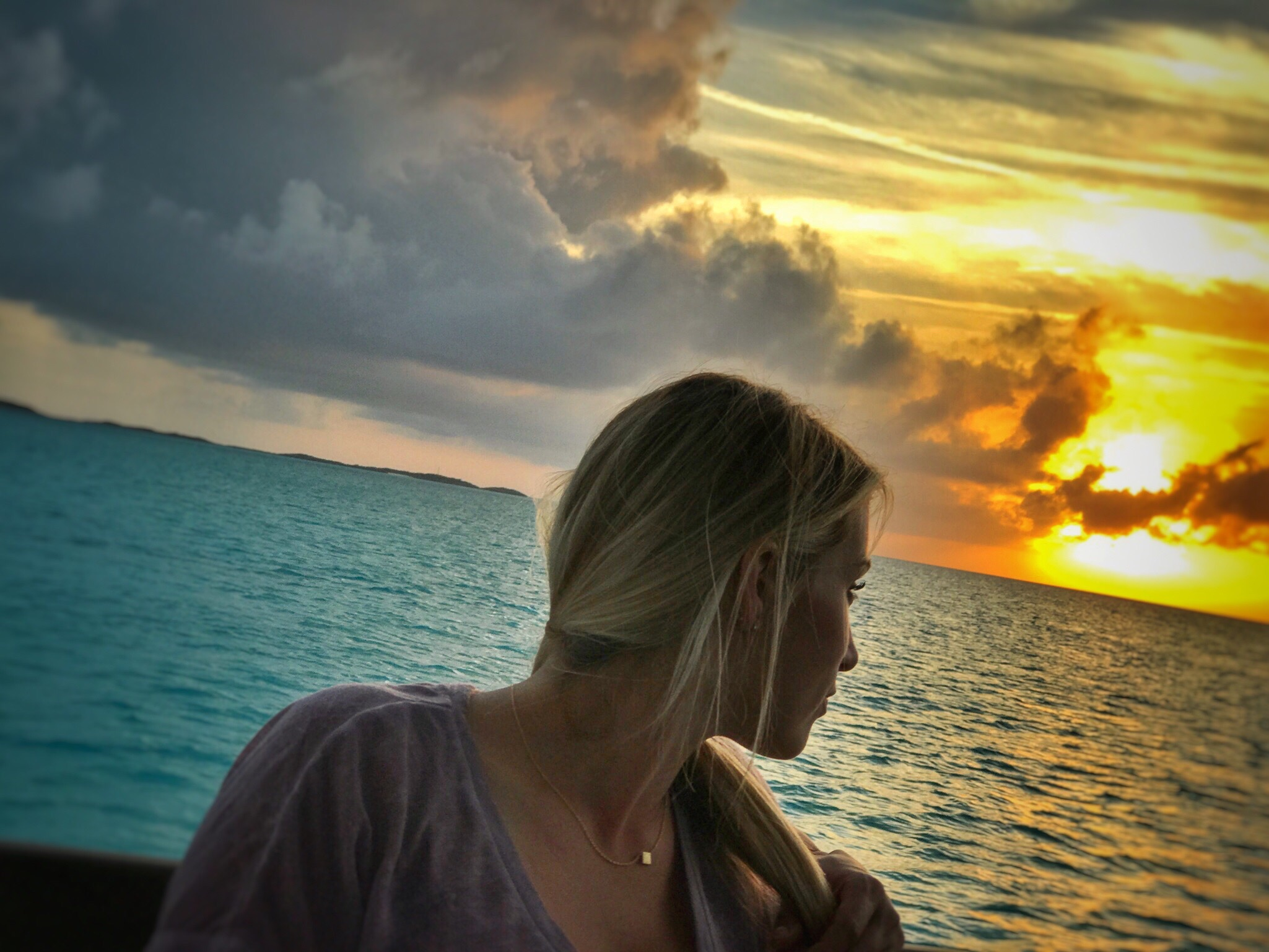 Life is Simple; Just Add Water | First Mate Kate