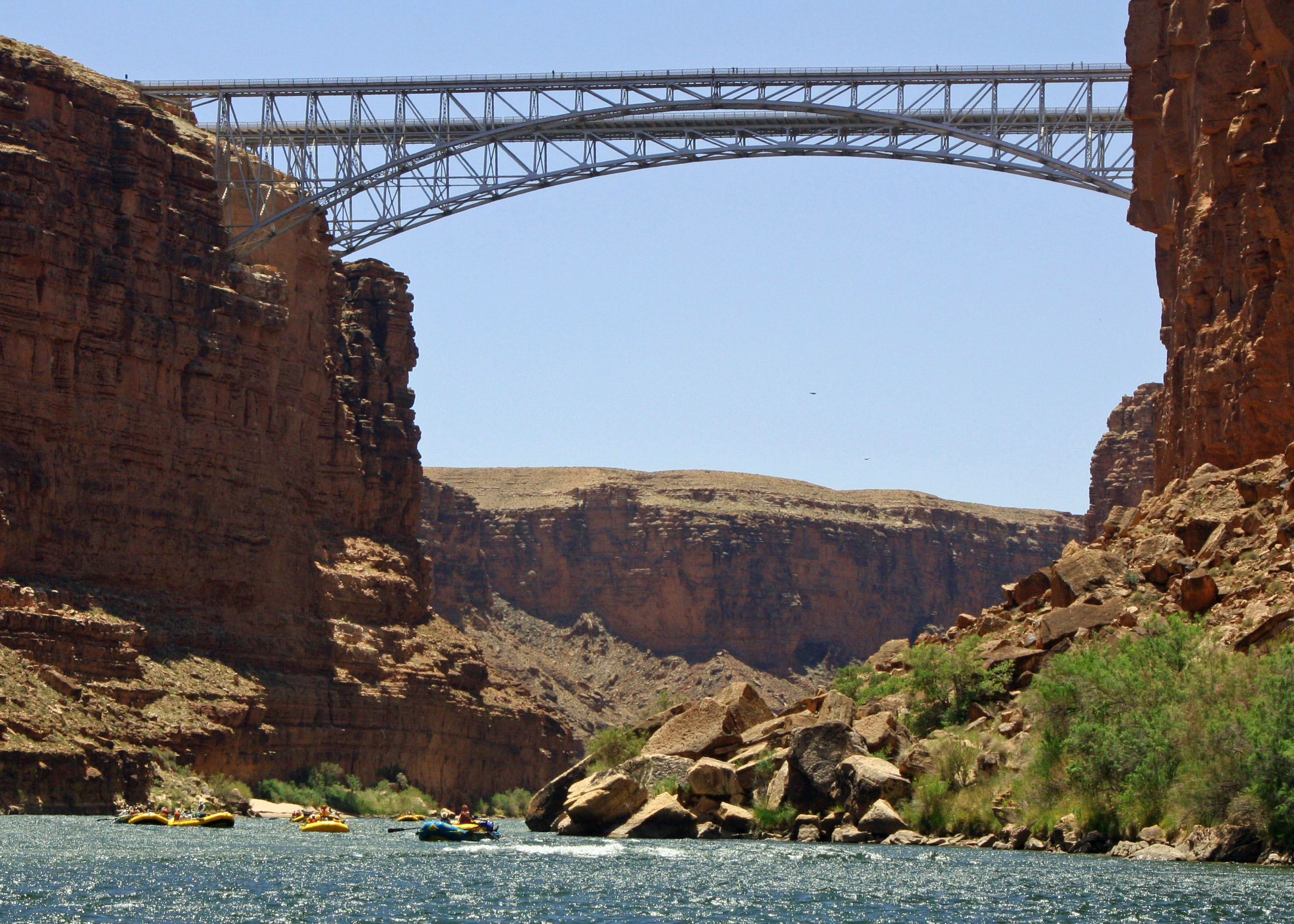 Navajo Bridge, AZ | CCD Engineering Ltd