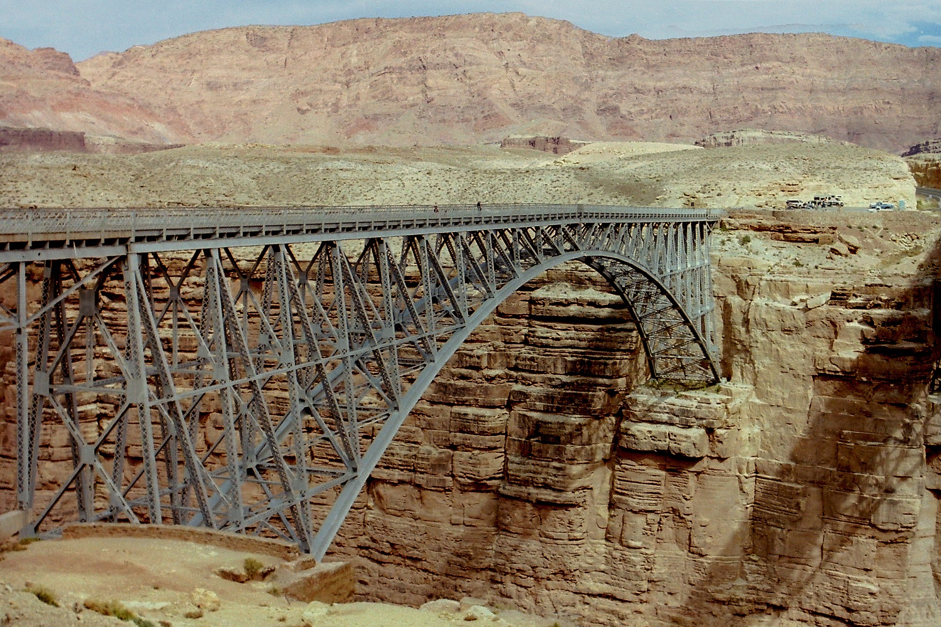 Navajo Bridge, Navajo, Path, Route, Nature, HQ Photo