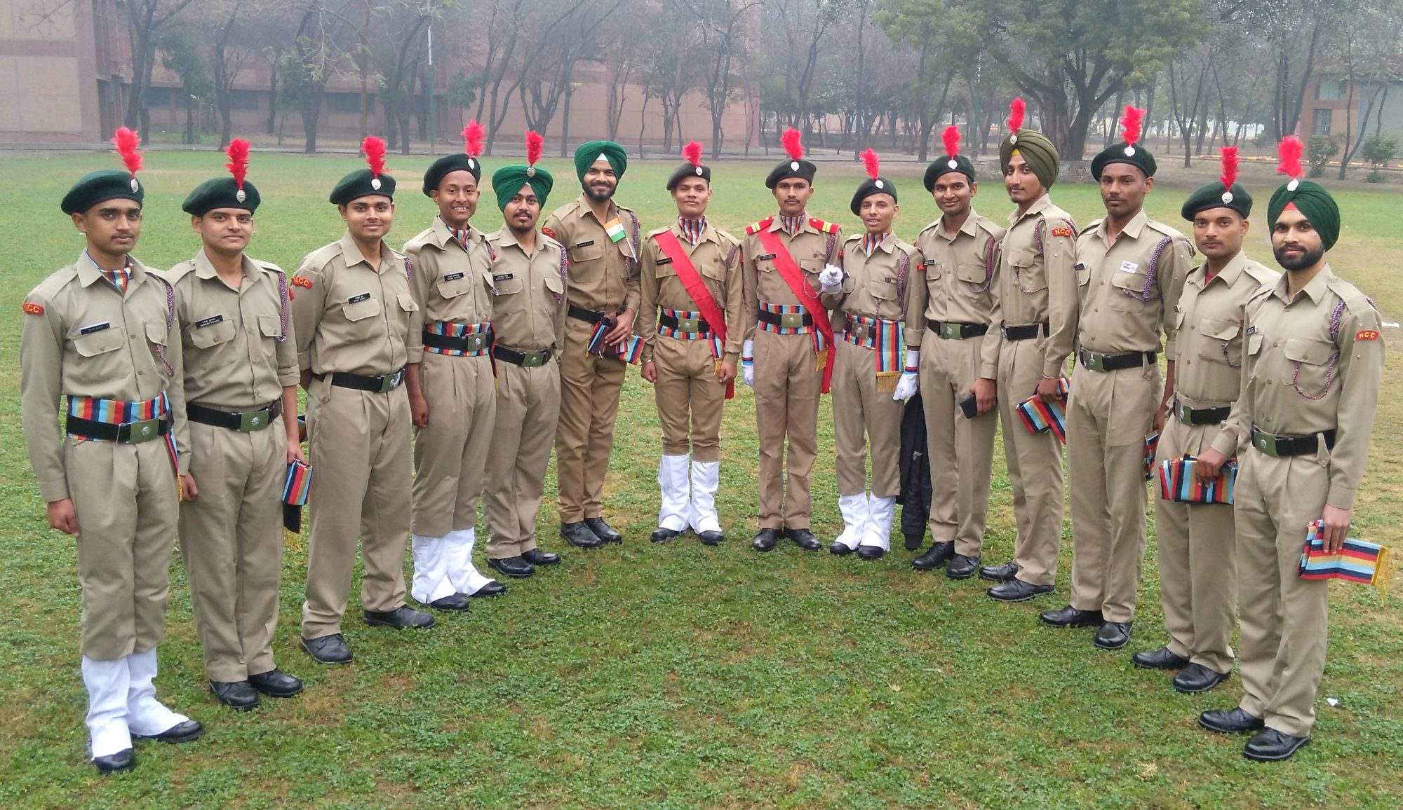 Personality Development – National Cadet Corps