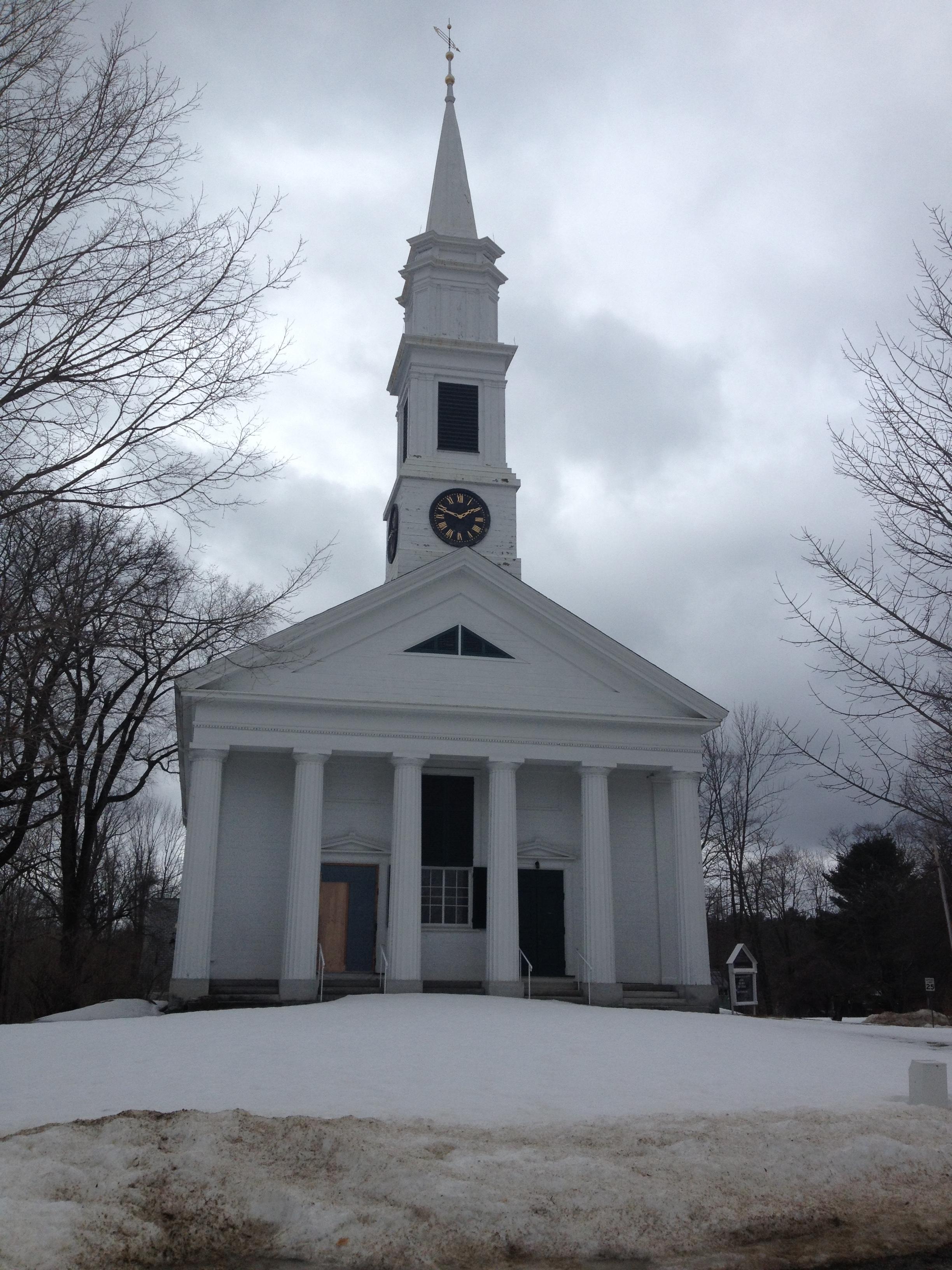 New England Churches - Rev. Peter M Preble | Rev. Peter M Preble