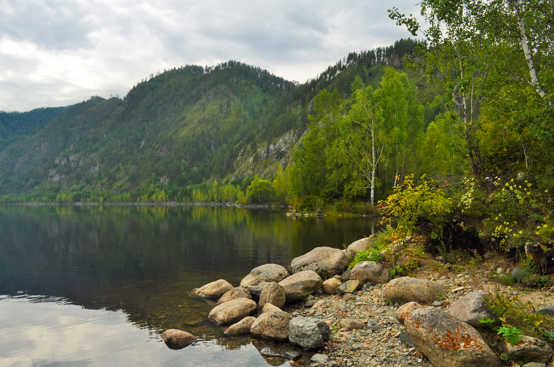 A Picturesque Place Near The River Free Stock Photo - Public Domain ...