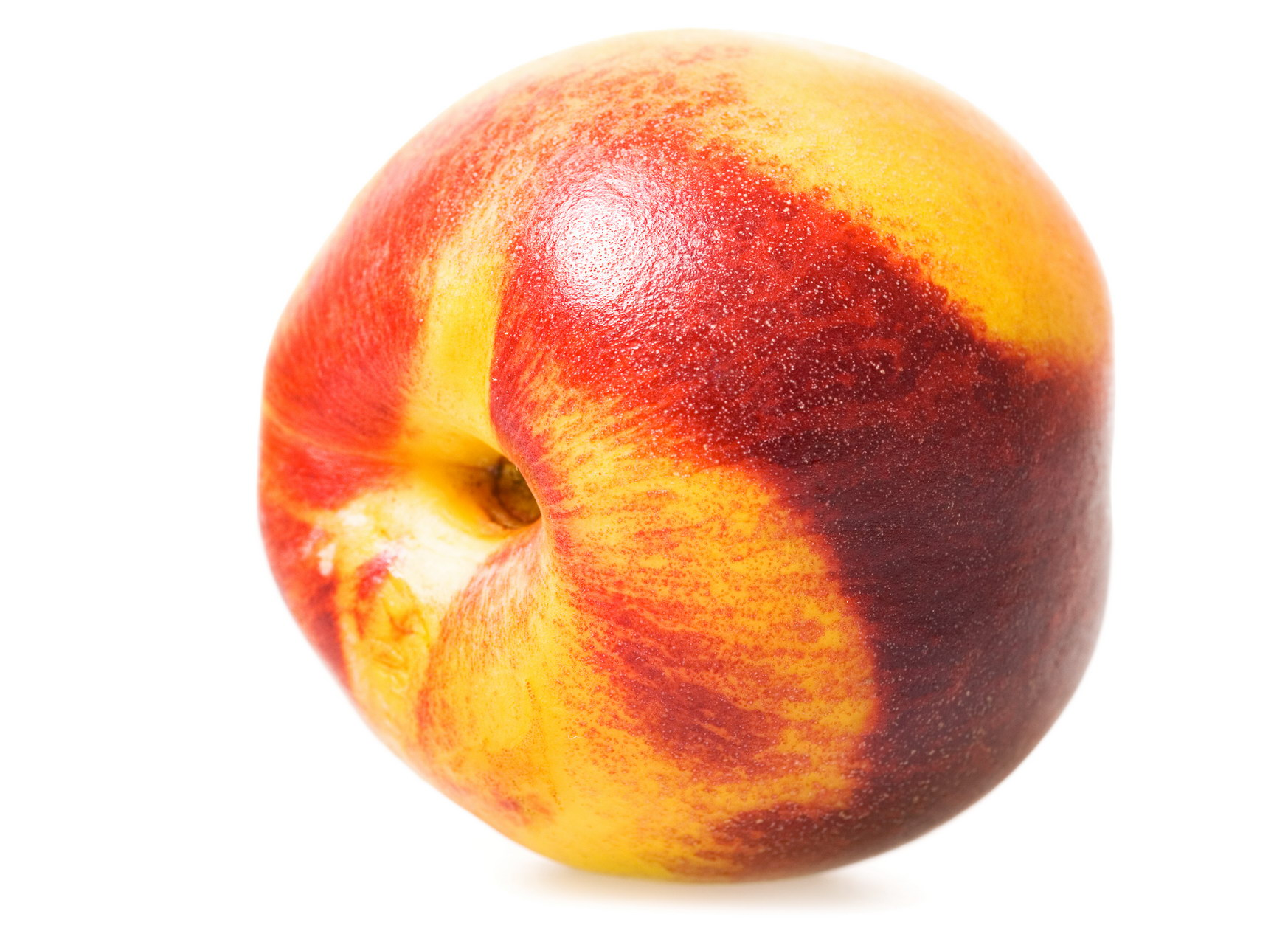 Nectarine, Rind, Ripe, Round, Red, HQ Photo