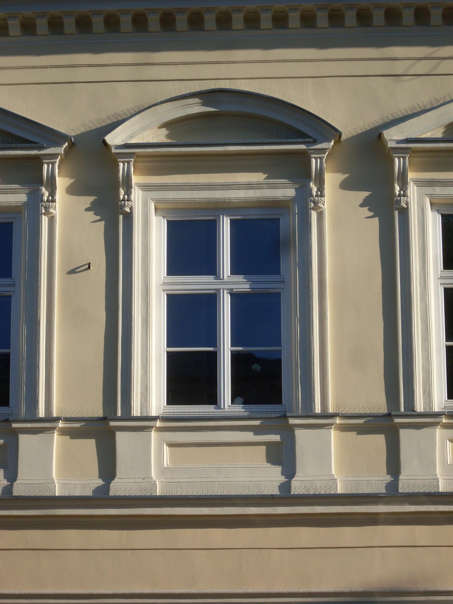 Window Pediments in Lublin Architecture | Lublin Architecture | Neo ...