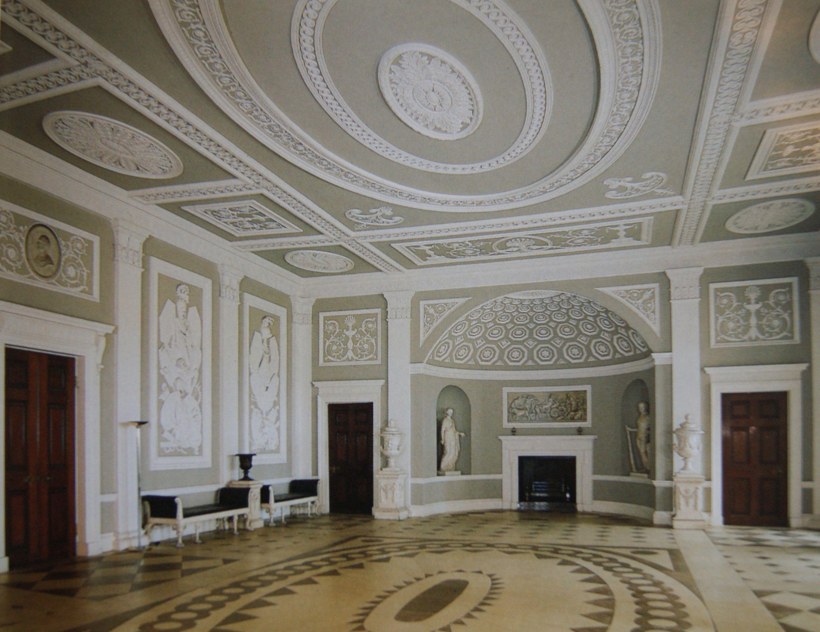 neoclassicism architecture interior - Google Search | TN High ...