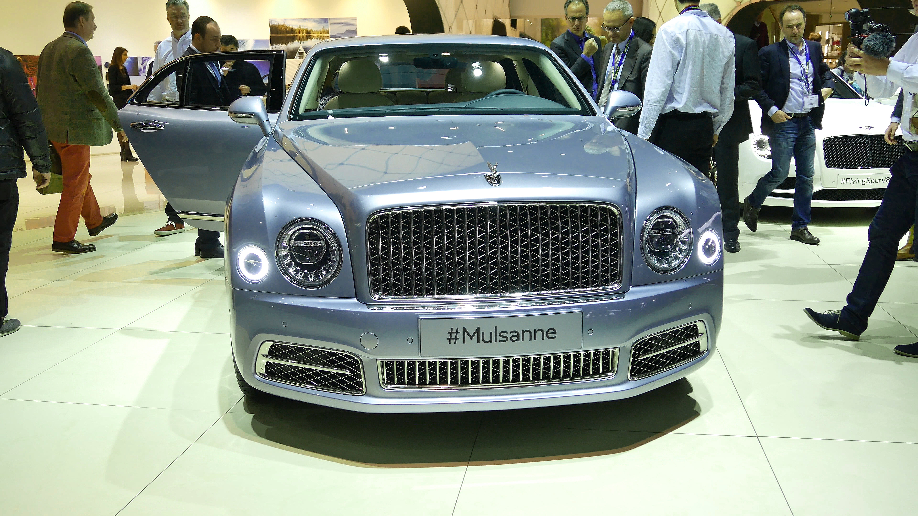 New bentley mulsanne photo