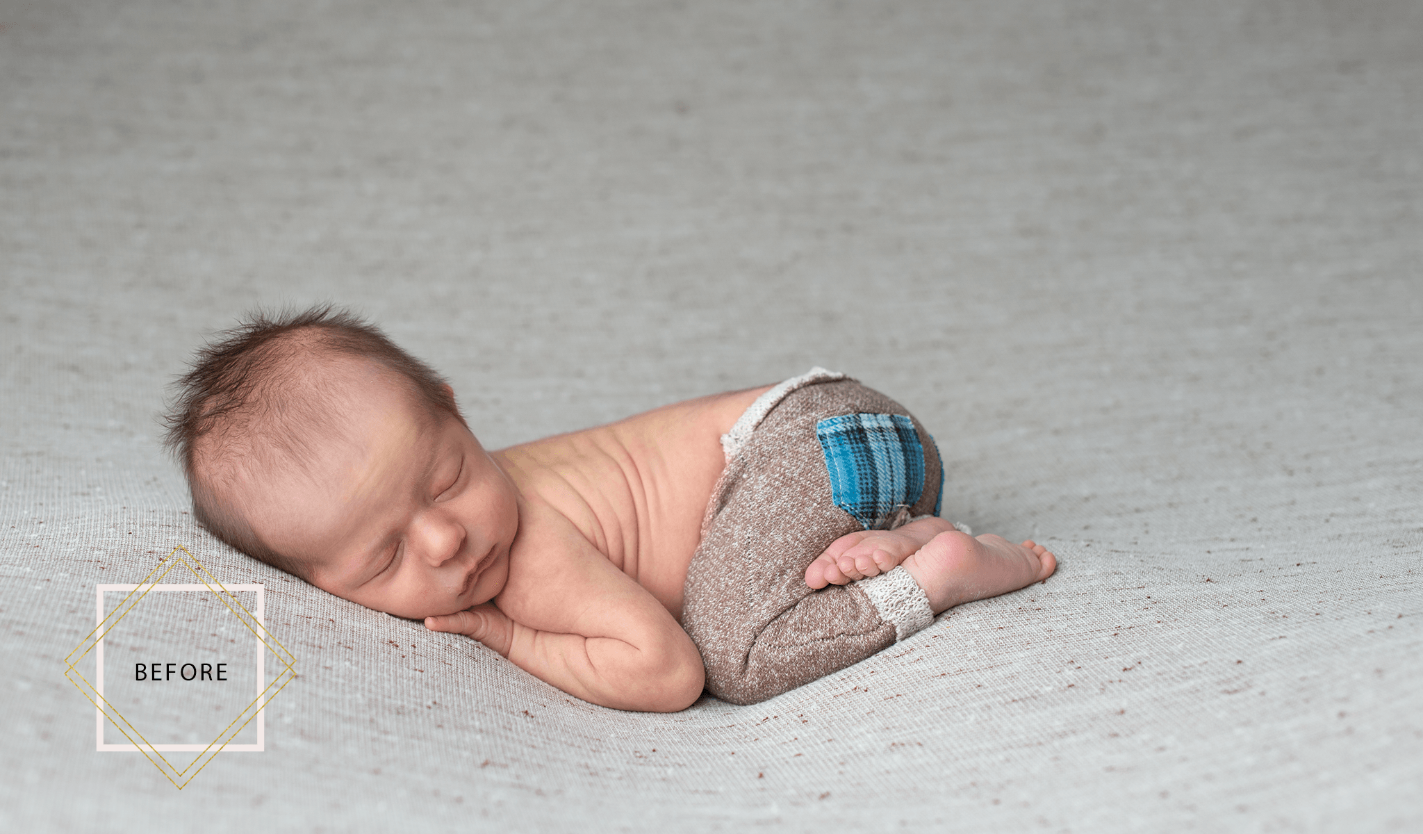 LUXE Newborn Photoshop Actions - A Complete Workflow – Pretty ...