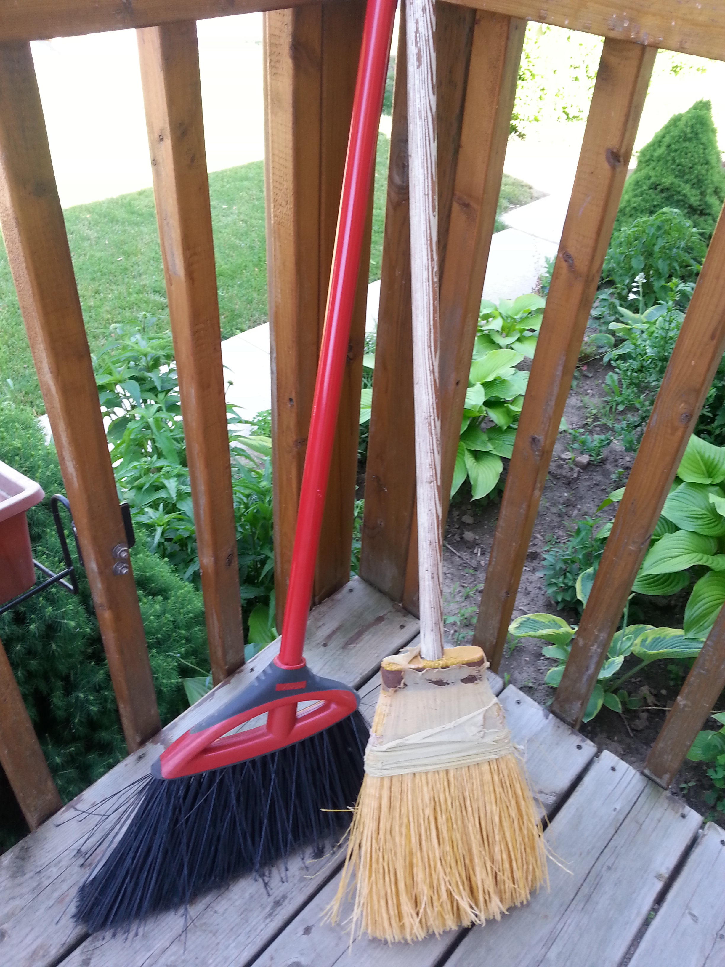 New Brooms, Old Brooms, and the Power of God – Gems of Discovery ...