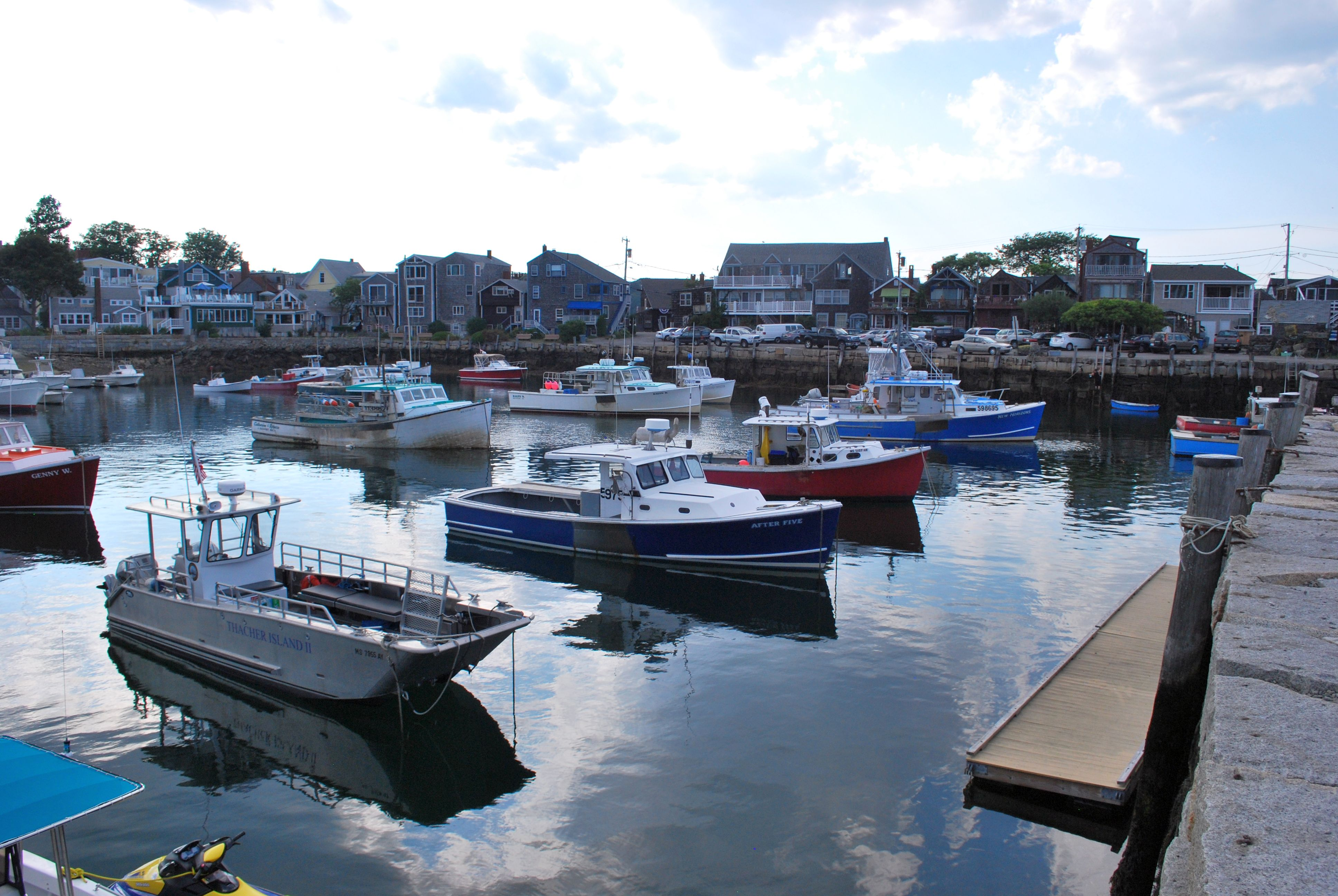 Rockport Massachusetts: Picturesque New England Fishing Village ...