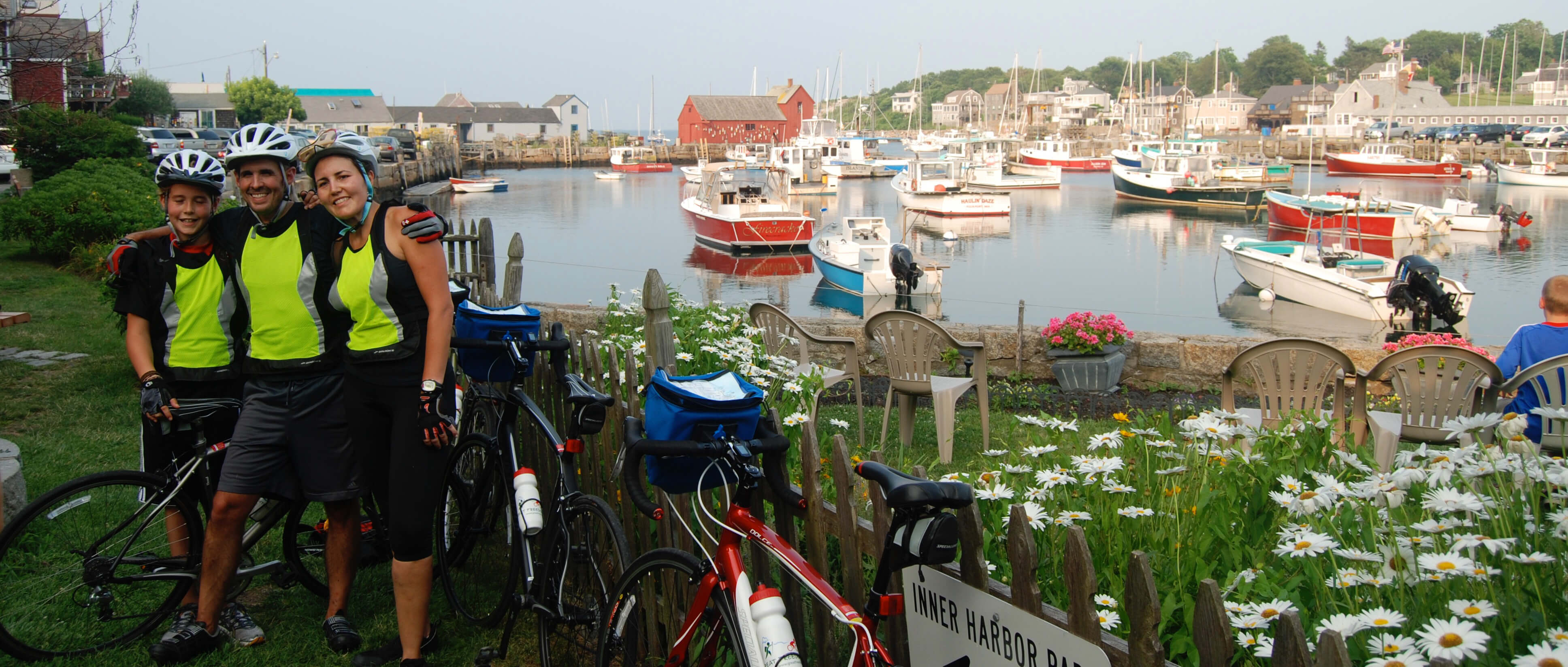Maritime New England Bike Tours | Great Freedom Adventures
