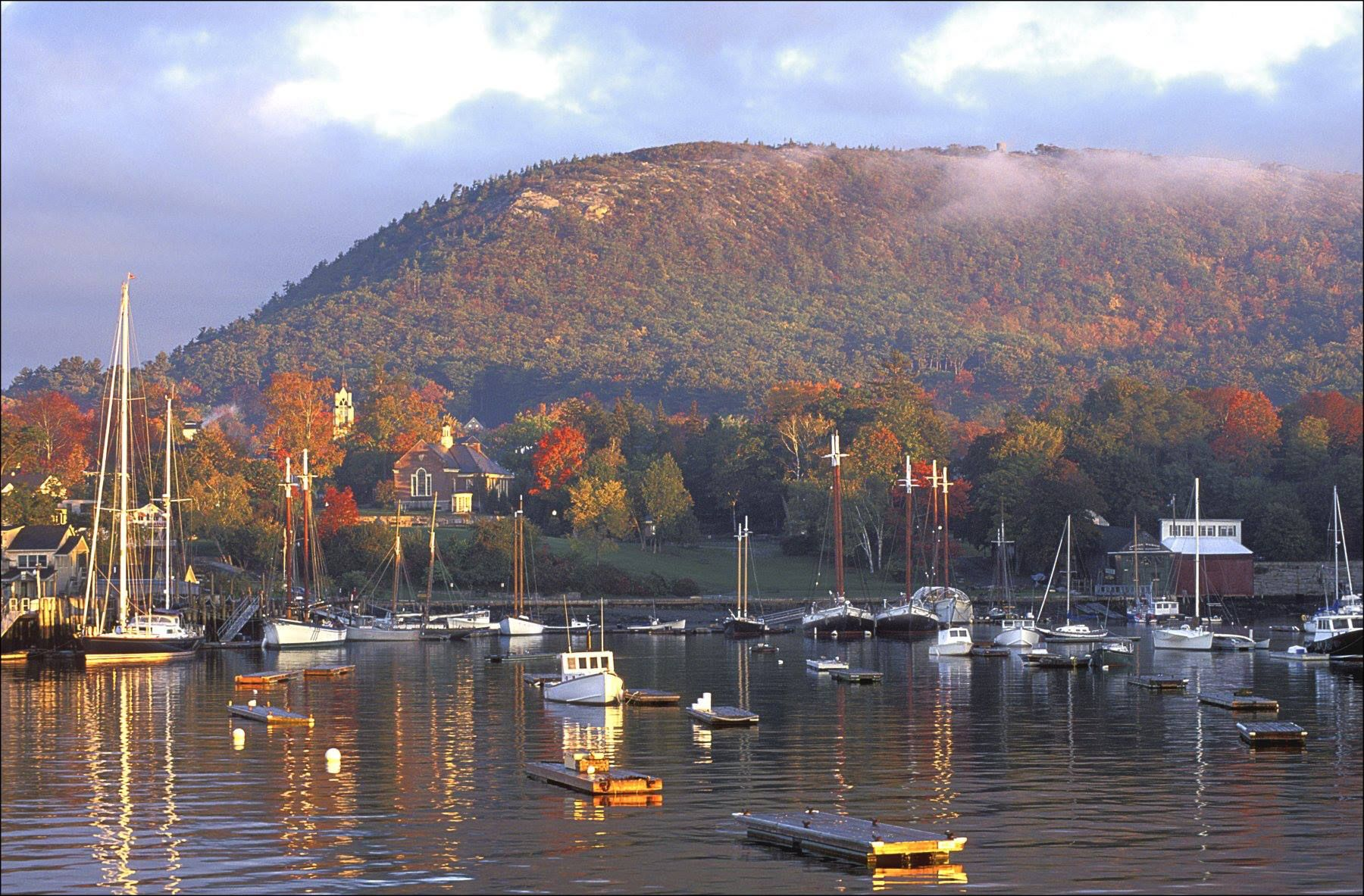 Camden, Maine | New England | Pinterest | Camden maine, Camden and ...