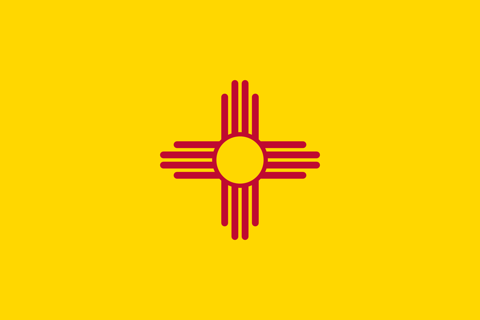Flag of New Mexico - Wikipedia